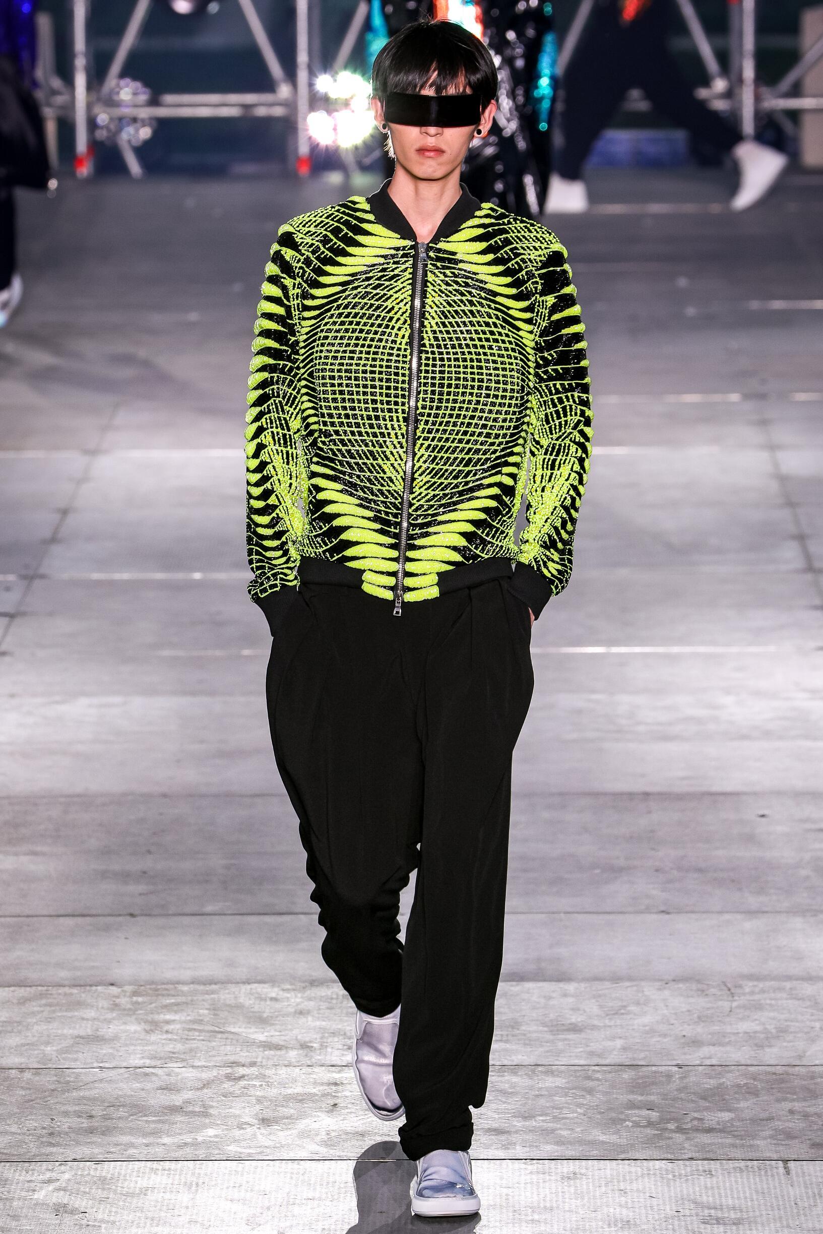 Man Fashion 2020 Mens Style Balmain