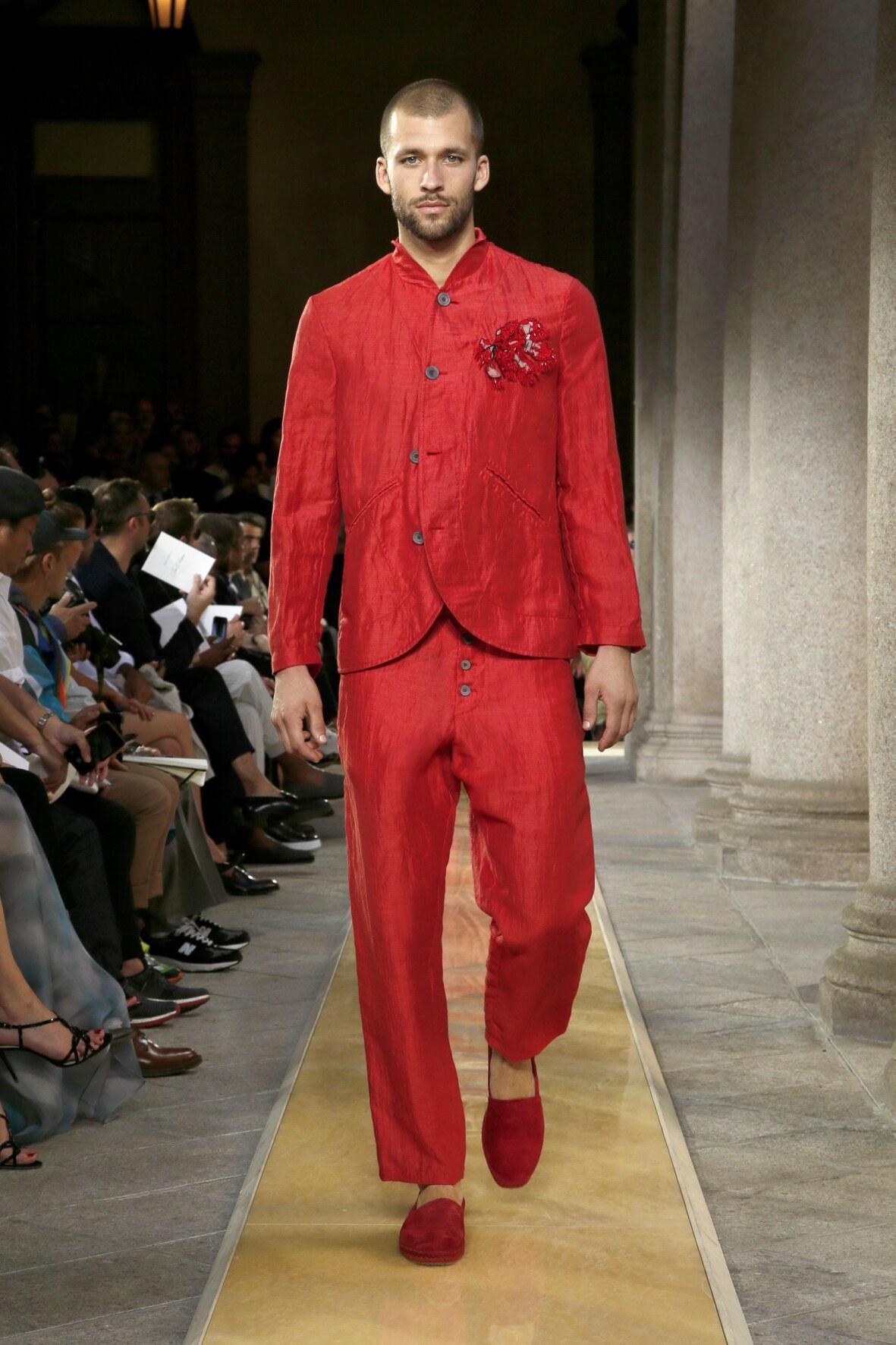 Man Fashion 2020 Mens Style Giorgio Armani