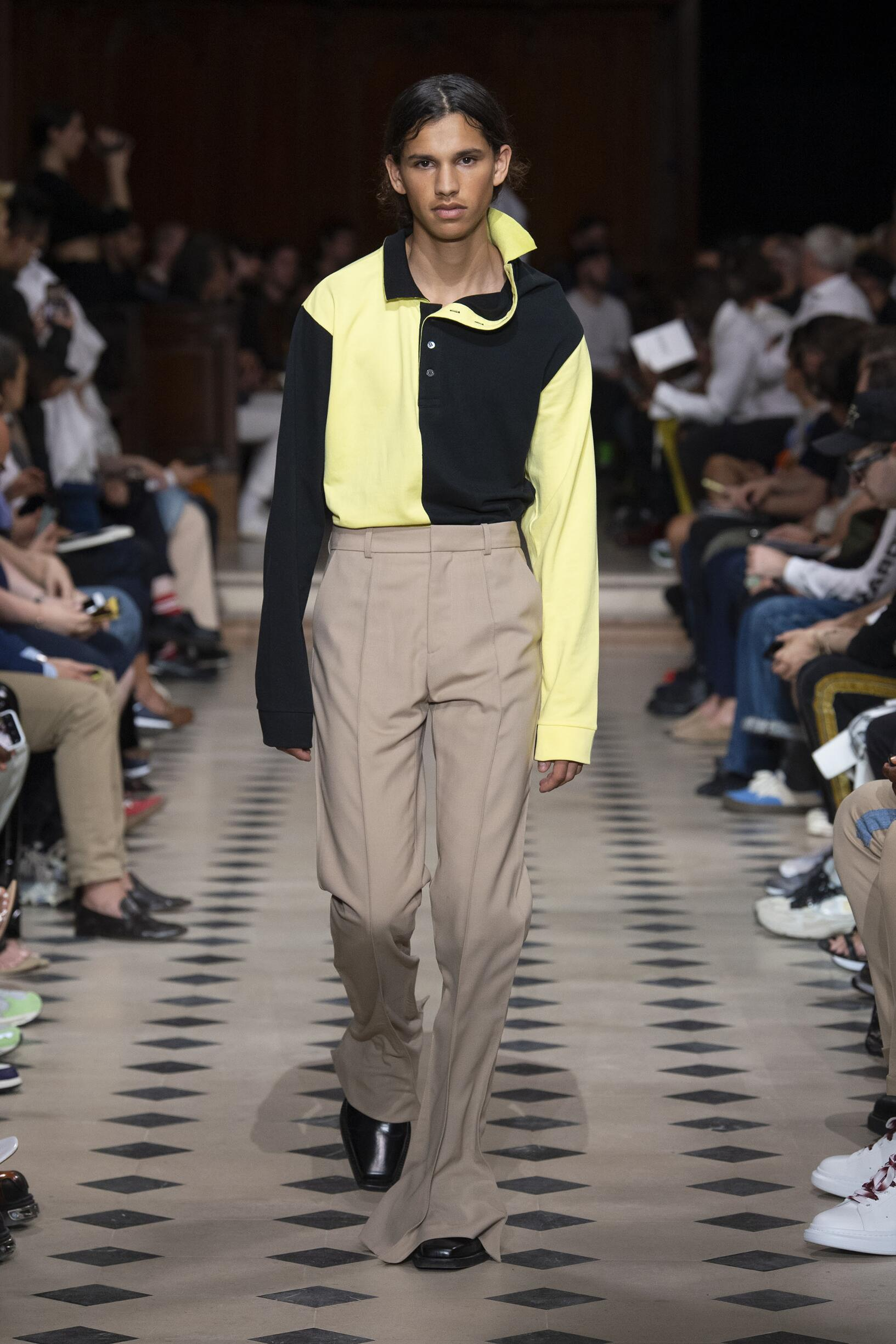 Man SS 2020 Y/Project Show Paris Fashion Week