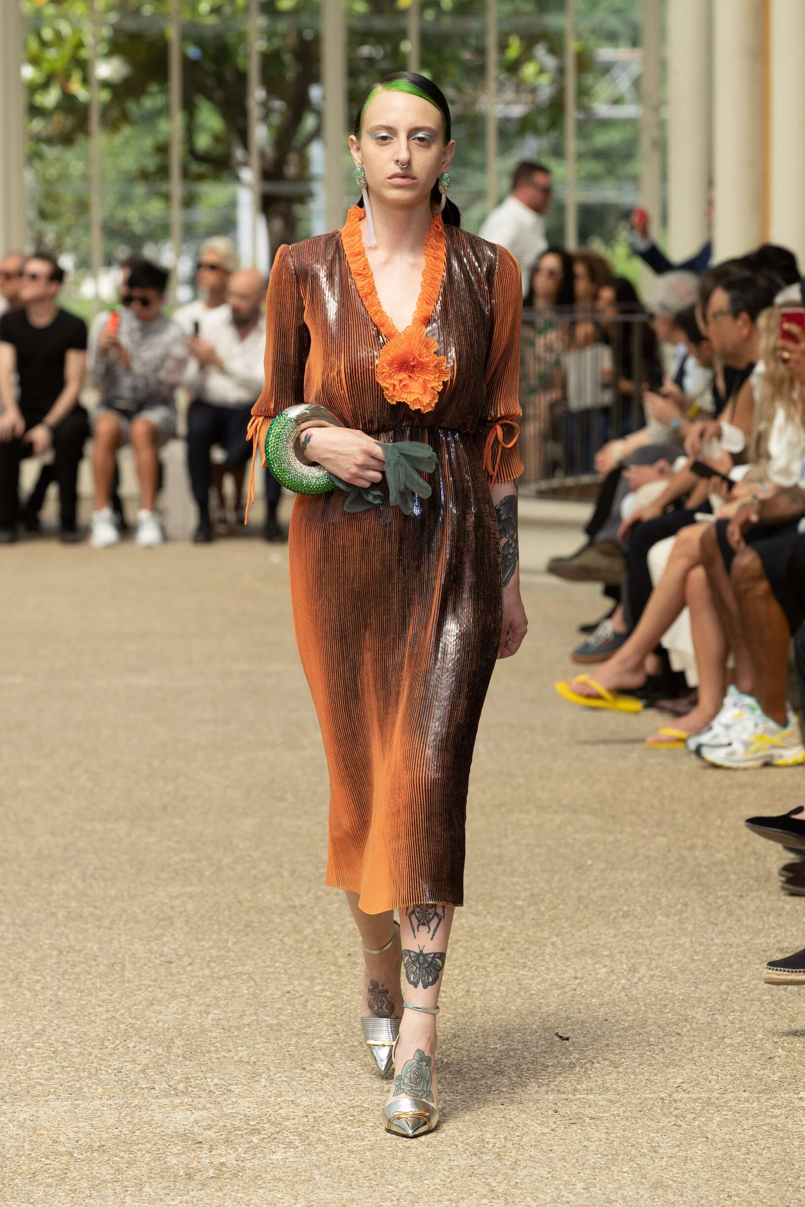 Marco De vincenzo Spring Summer 2020 Womens Collection Pitti Immagine