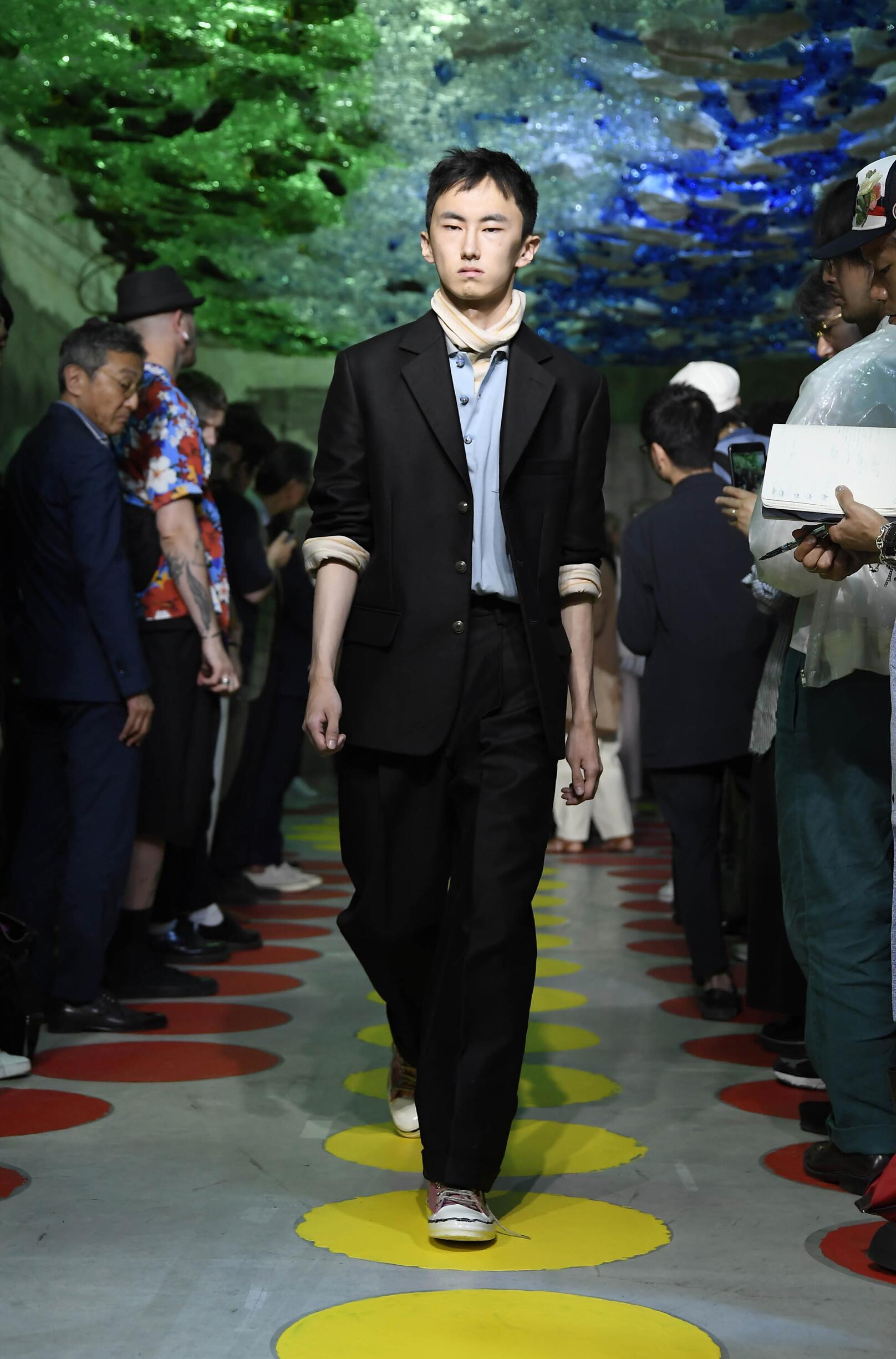 Marni Fashion Show SS 2020