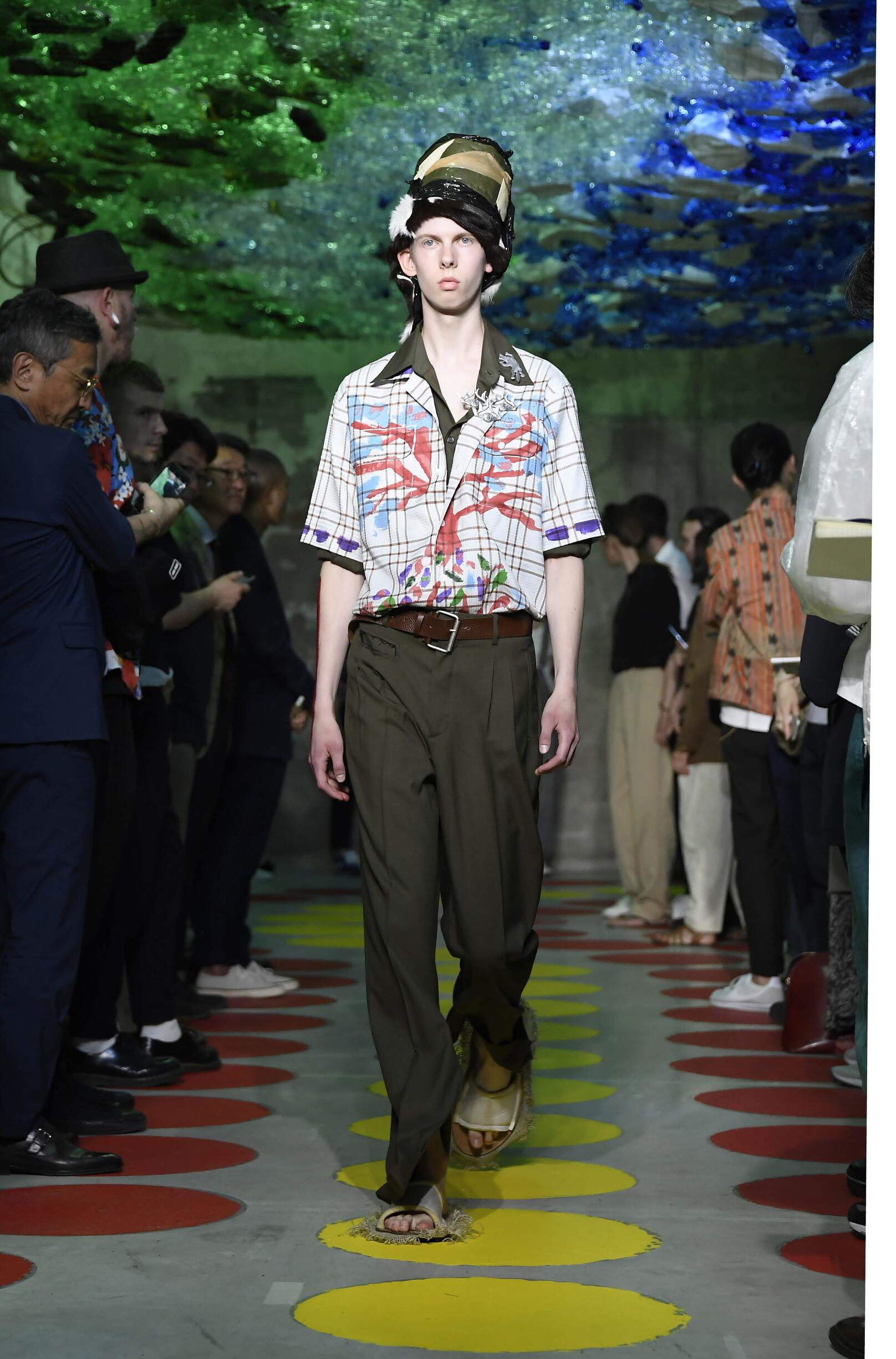 Marni Men's Collection 2020