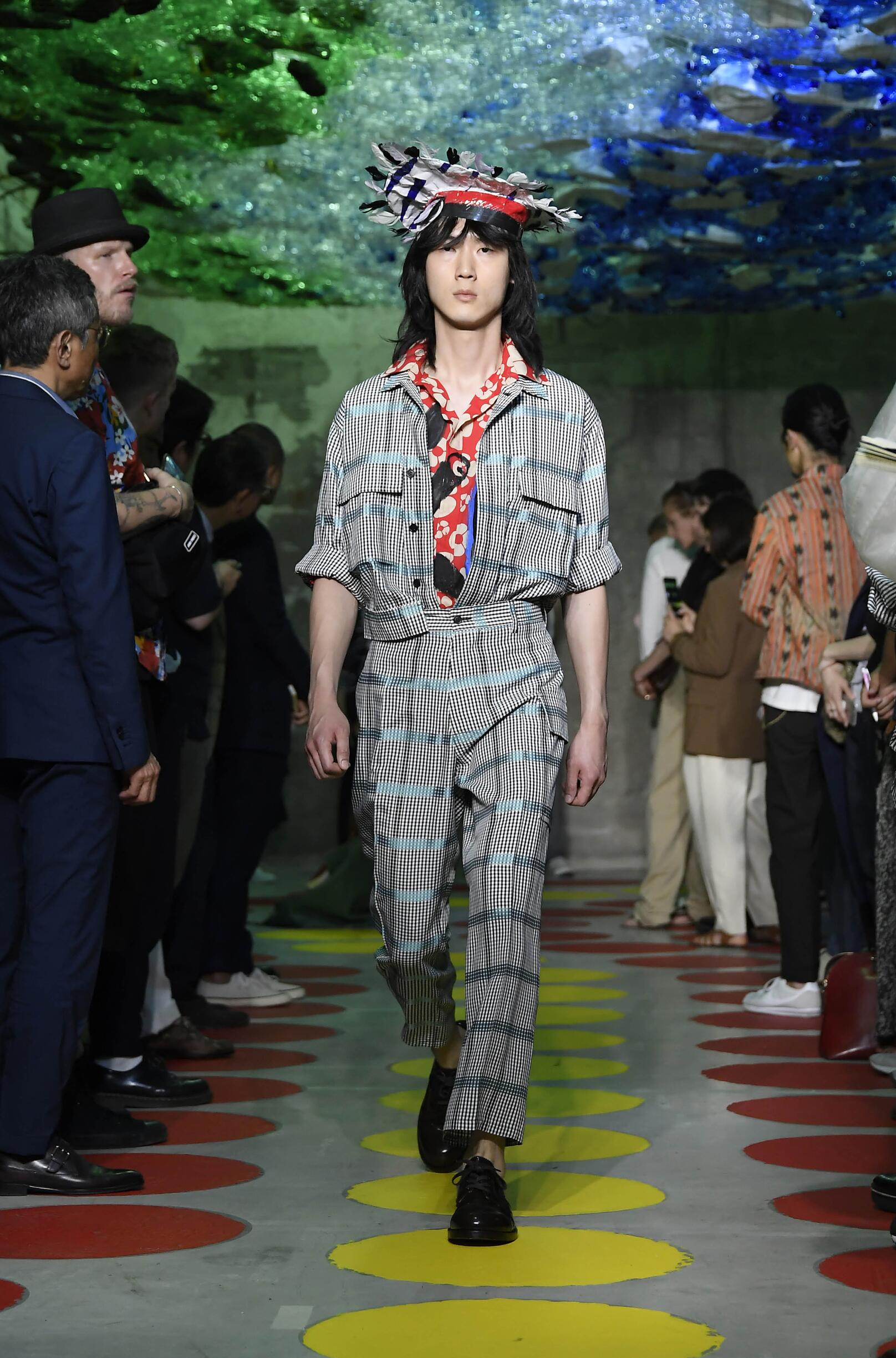 Marni Milan Fashion Week Menswear