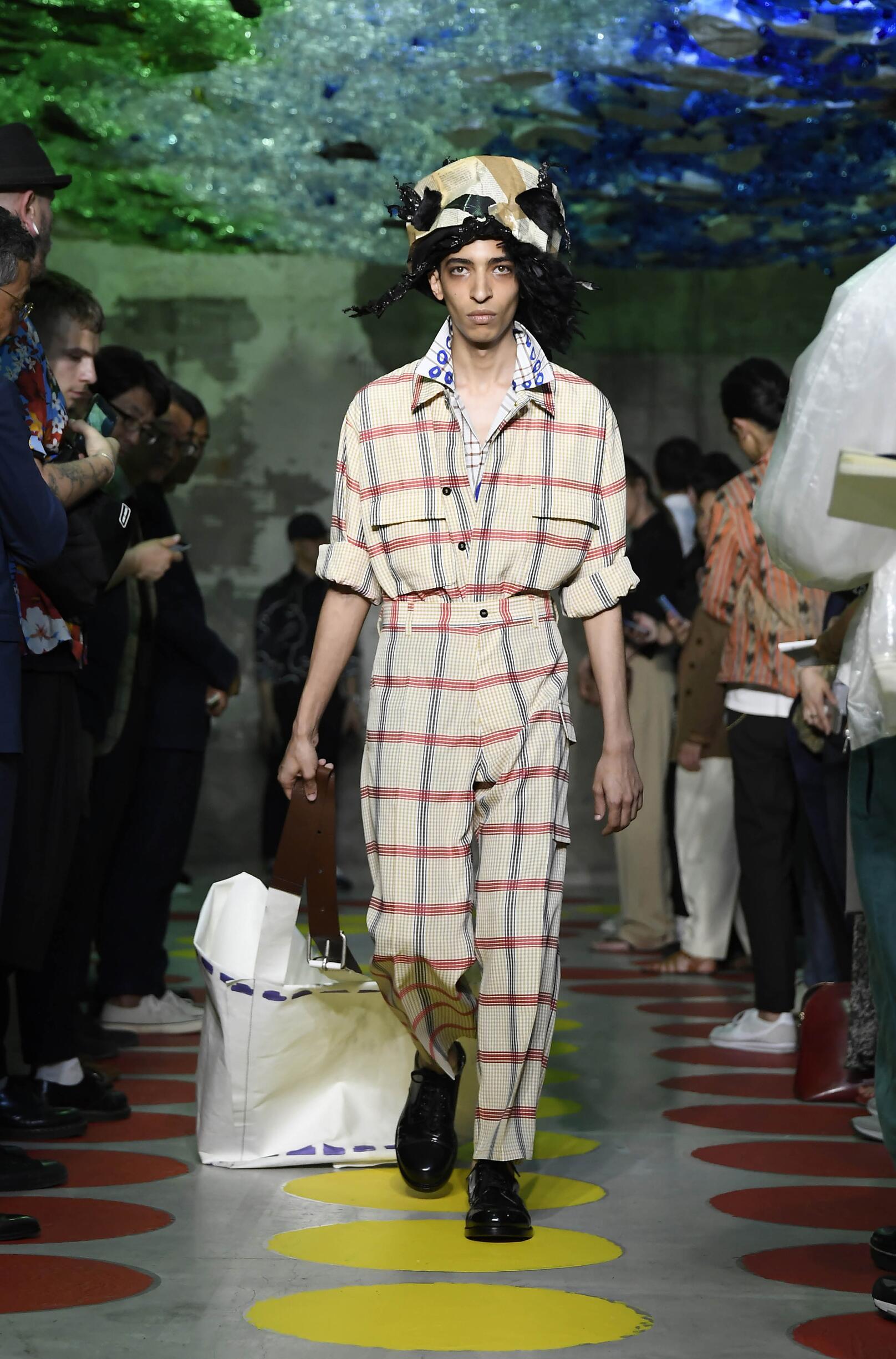 Marni SS 2020 Menswear