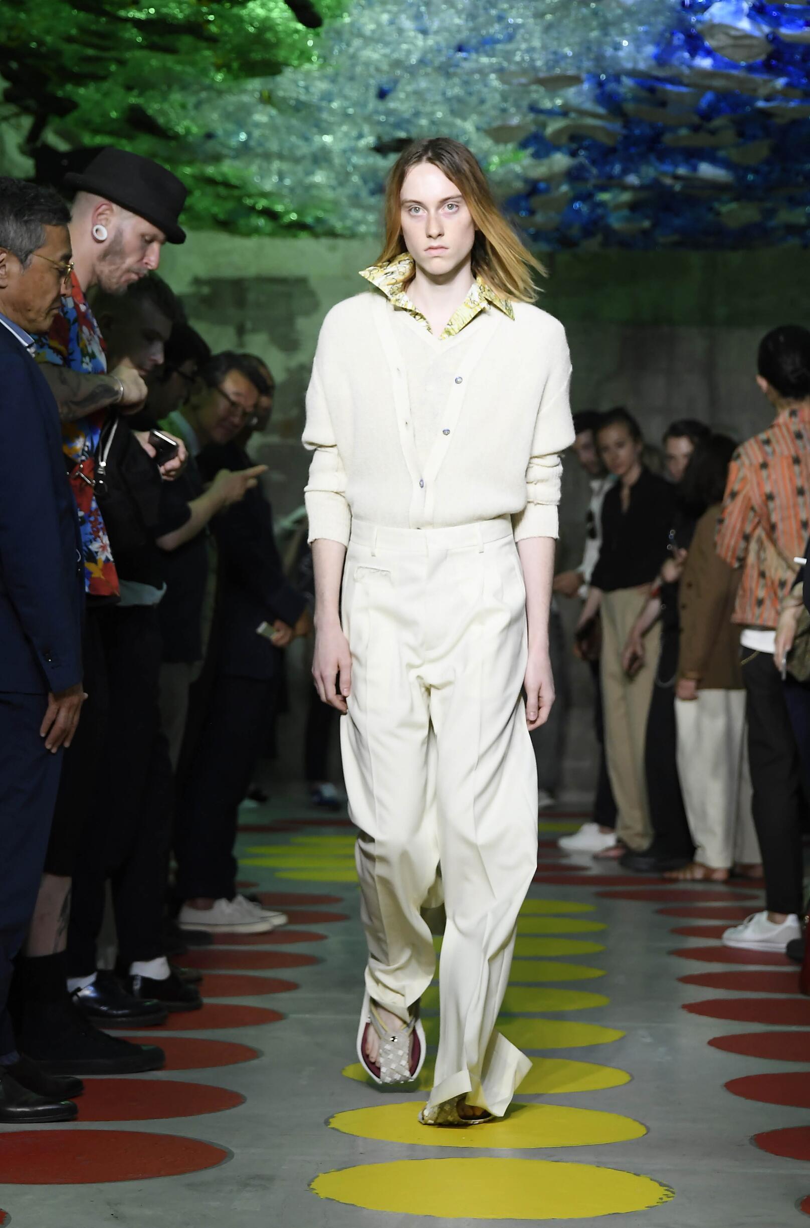 Marni Spring Summer 2020 Collection Milan Fashion Week