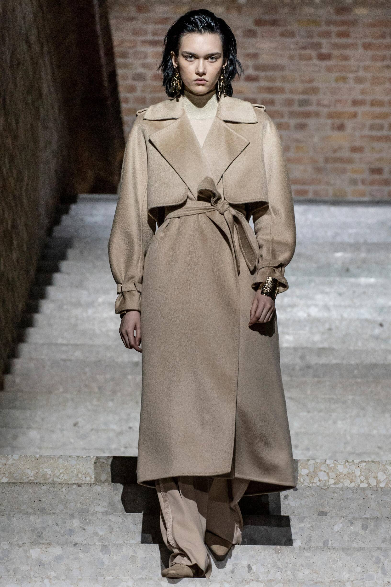 Max Mara Resort 2020 Collection Look 1 Berlin
