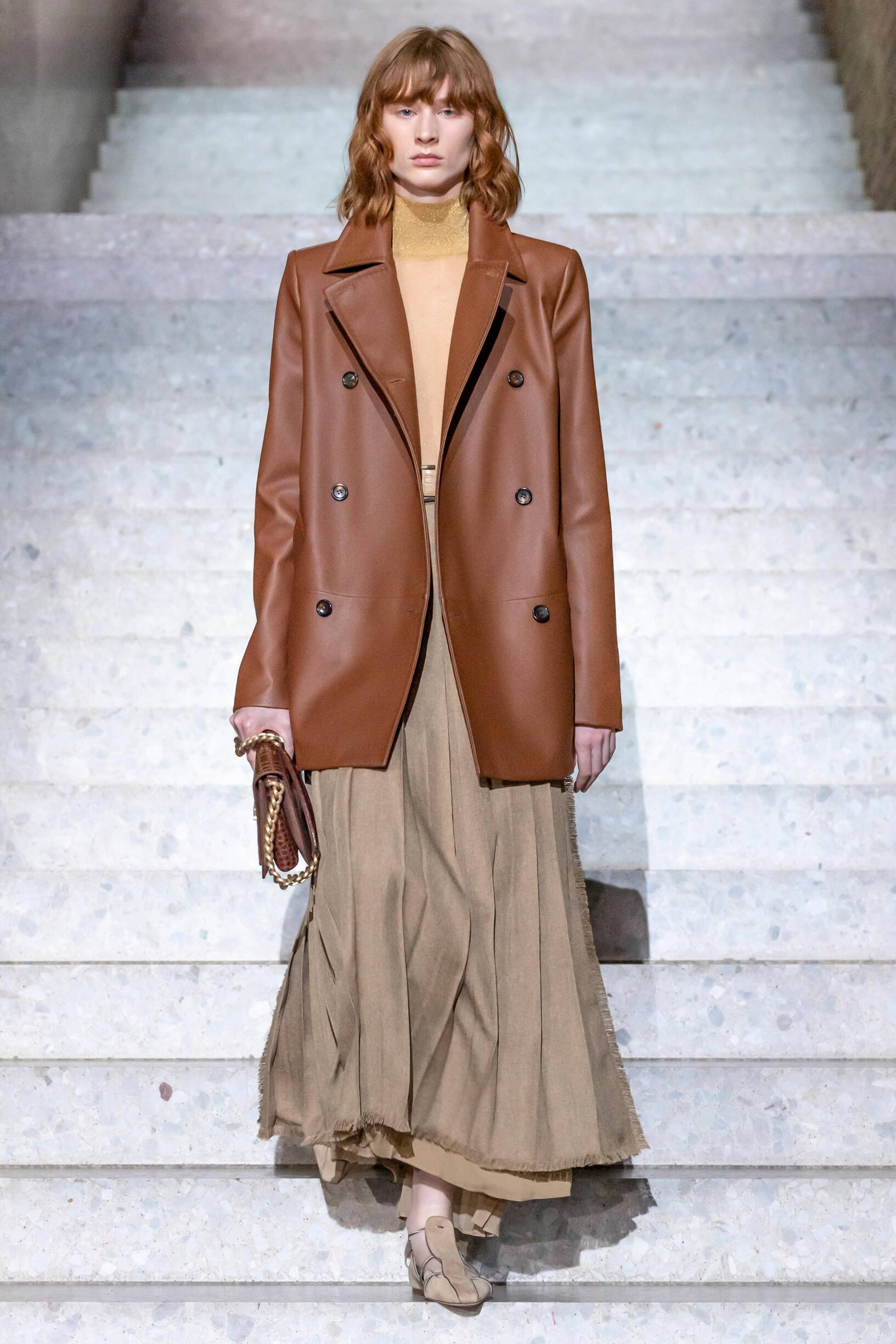 Max Mara Resort 2020 Collection Look 12 Berlin