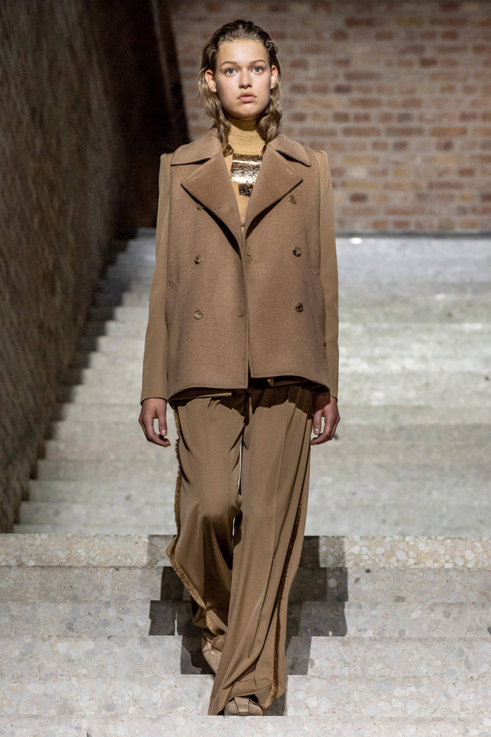 Max Mara Resort 2020 Collection Look 19 Berlin