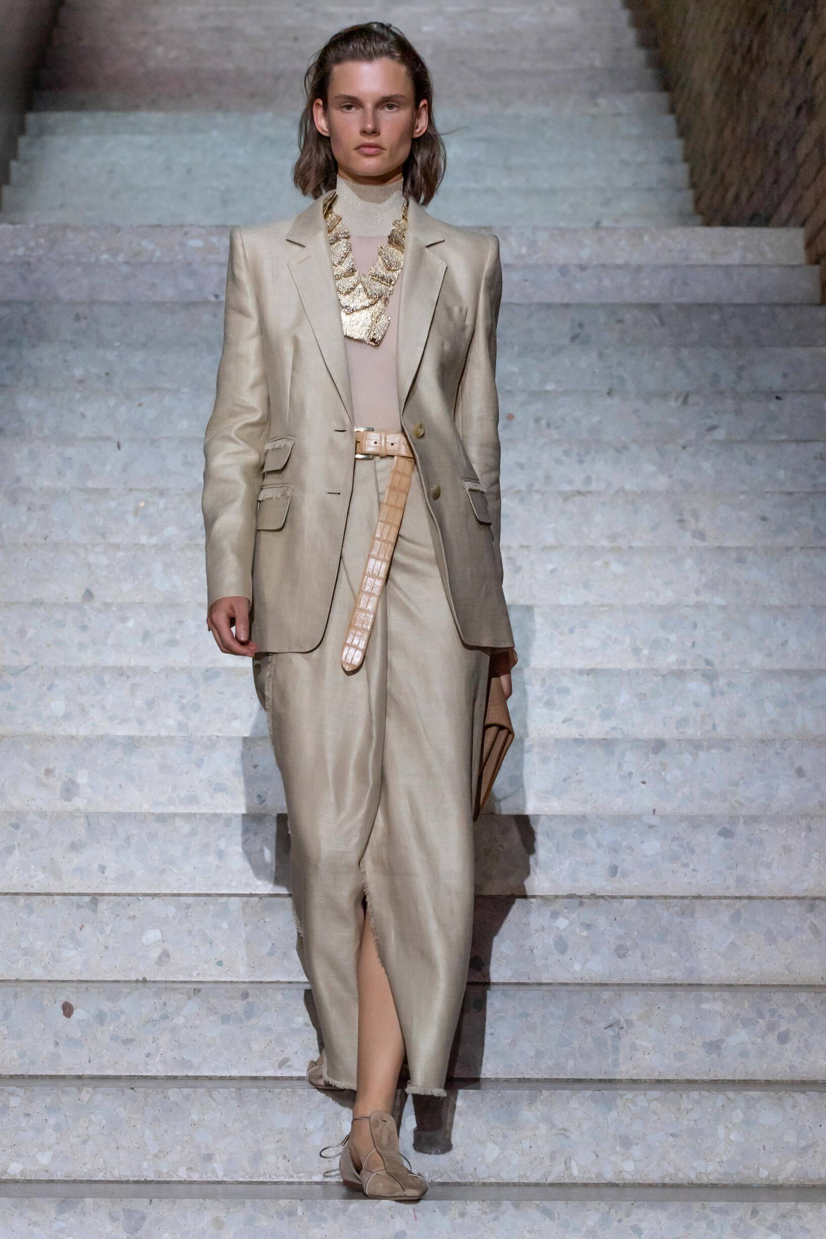 Max Mara Resort 2020 Collection Look 6 Berlin