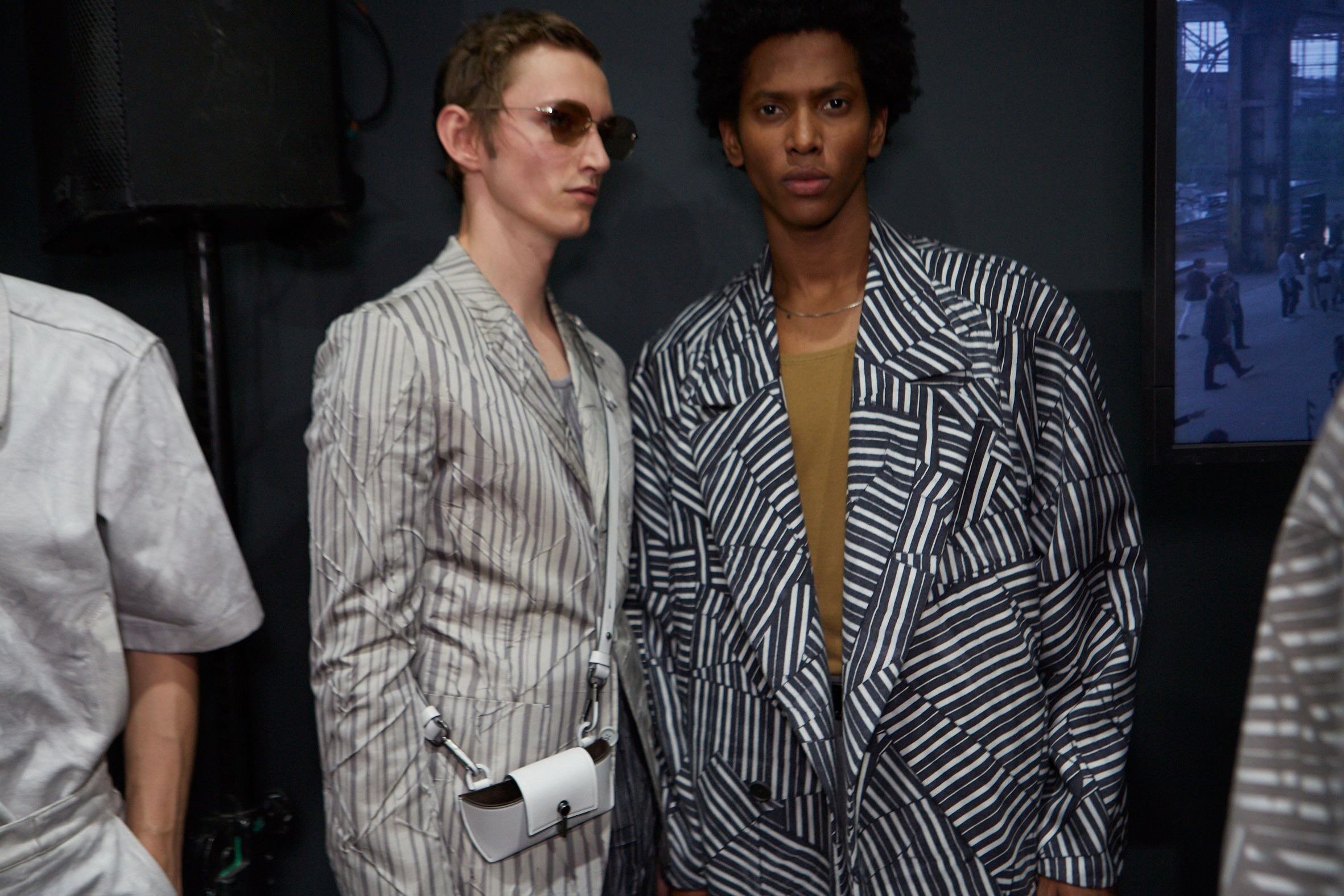 Menswear 2020 Fashion Backstage Ermenegildo Zegna XXX