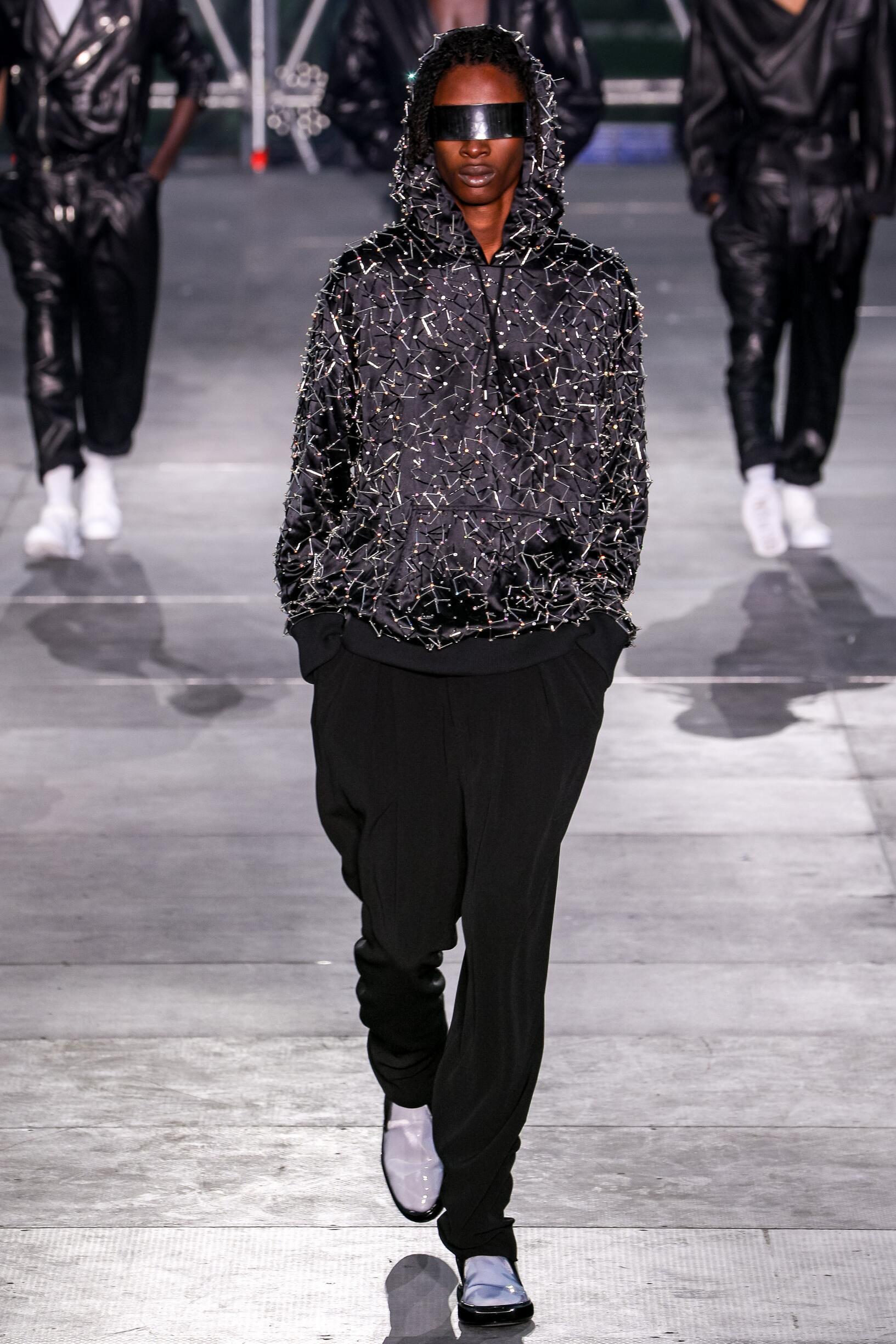 Menswear Fashion 2020 Catwalk Balmain