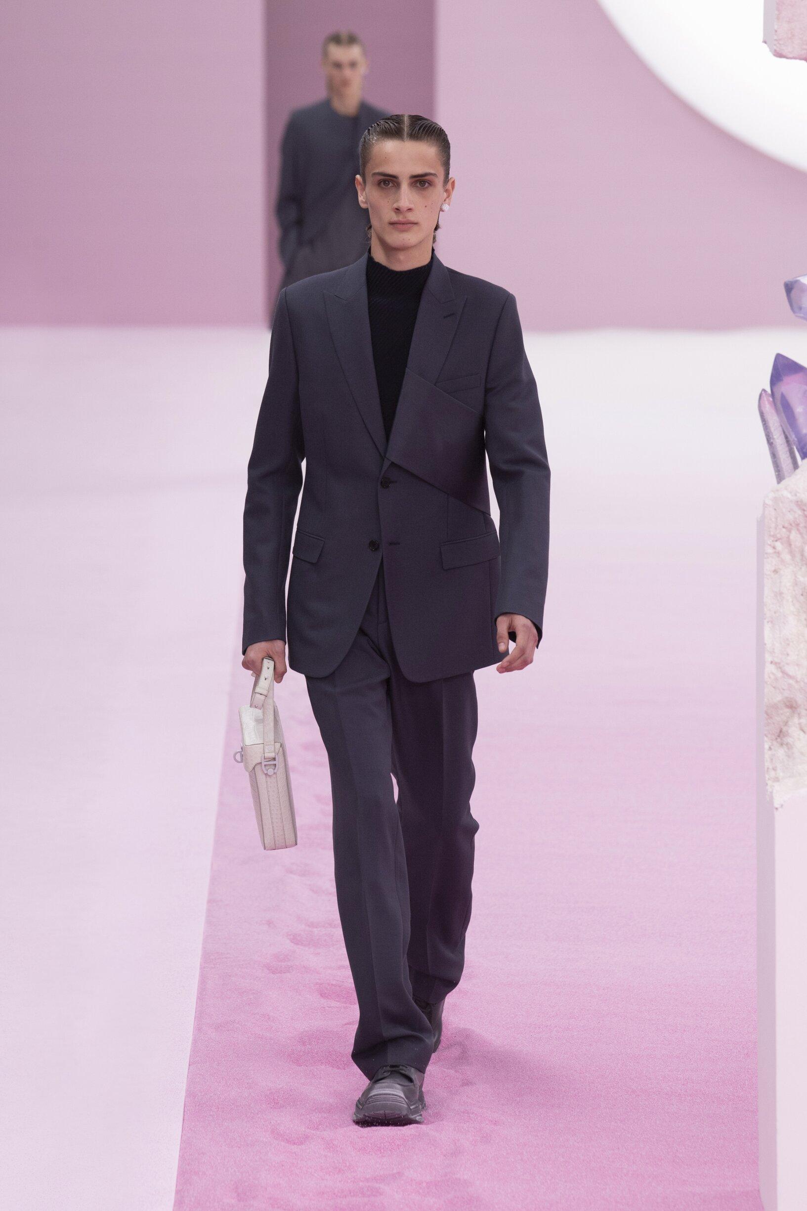 Menswear SS Dior 2020