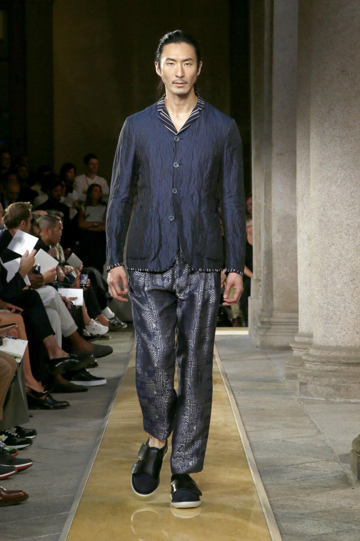 Menswear SS Giorgio Armani 2020