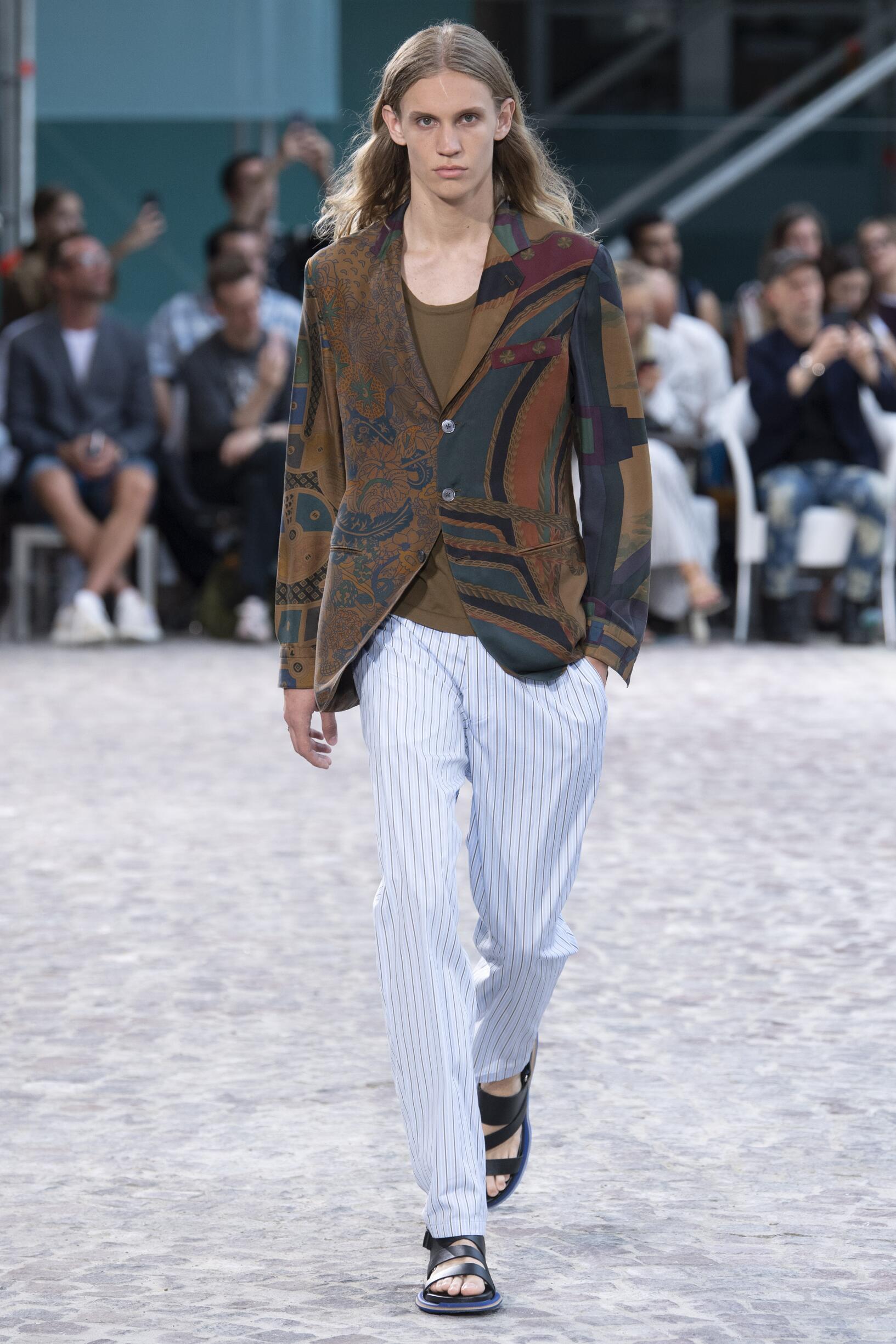 Menswear SS Hermès 2020
