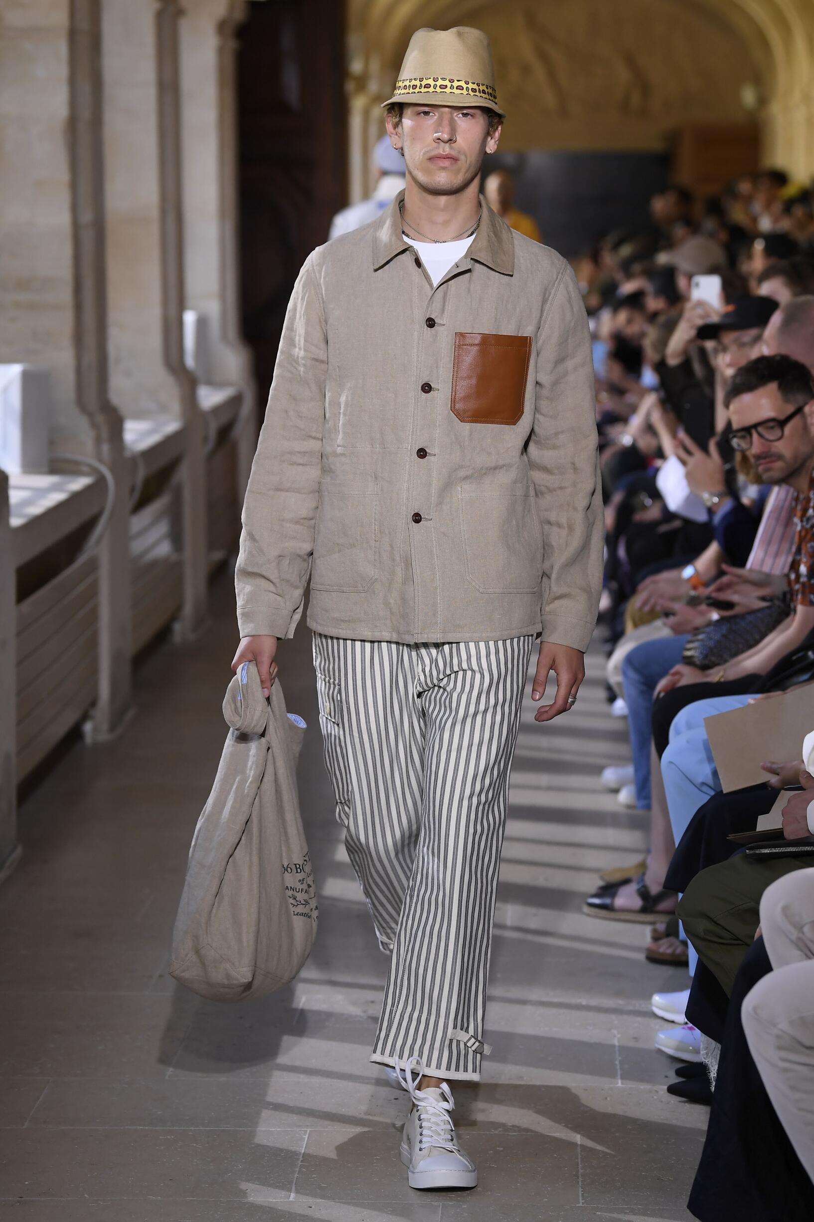 Menswear SS Junya Watanabe 2020