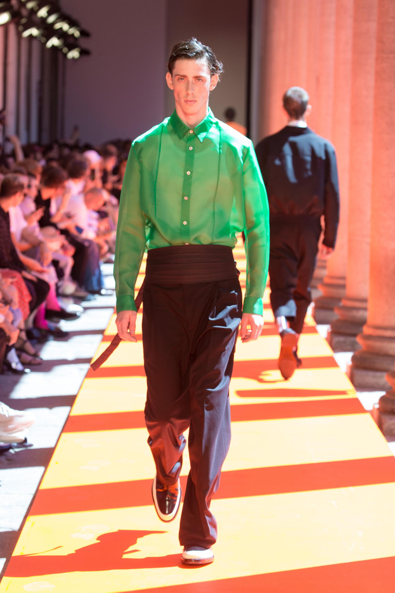 Menswear SS Les Hommes 2020