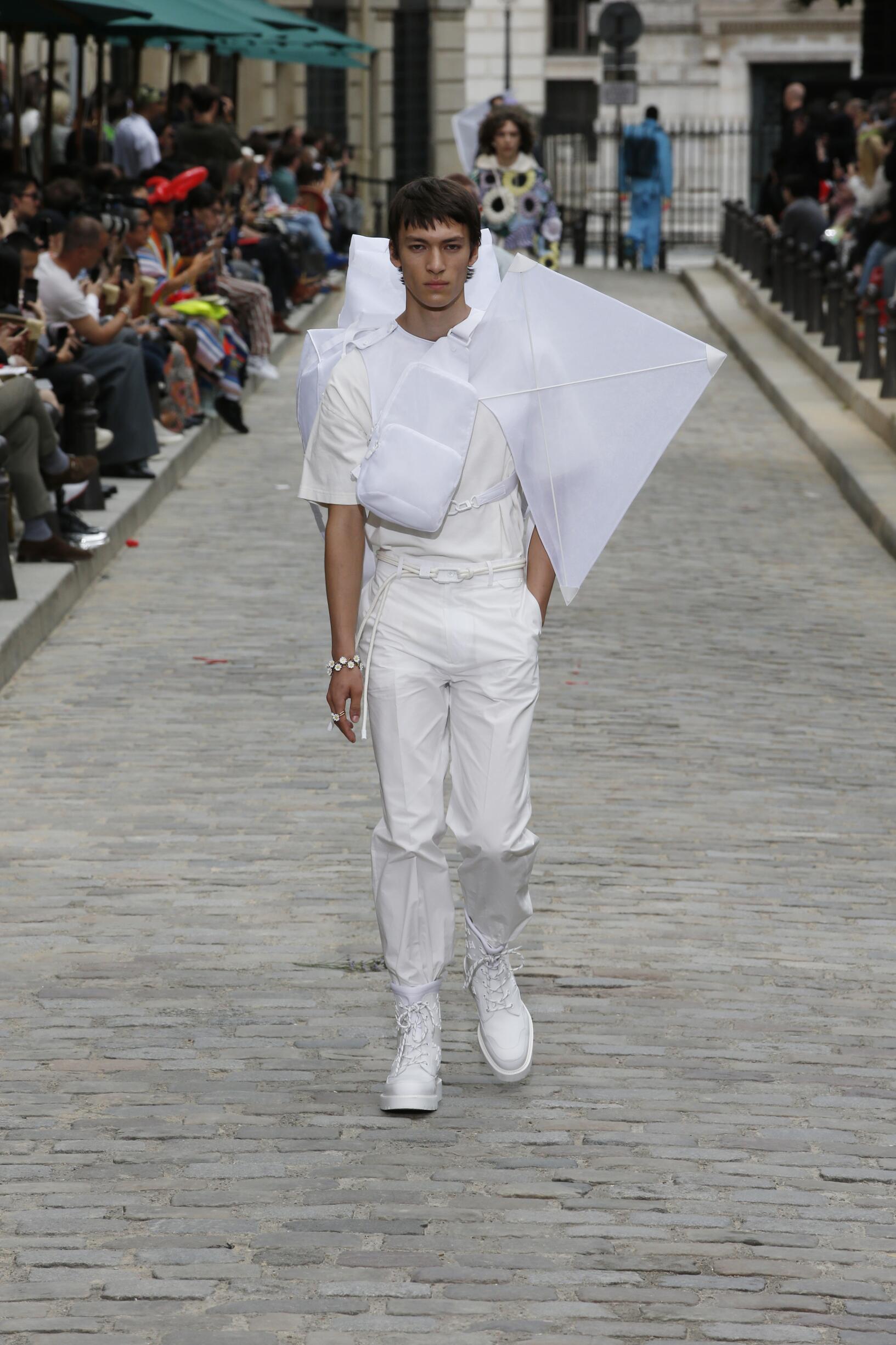 Menswear SS Louis Vuitton 2020