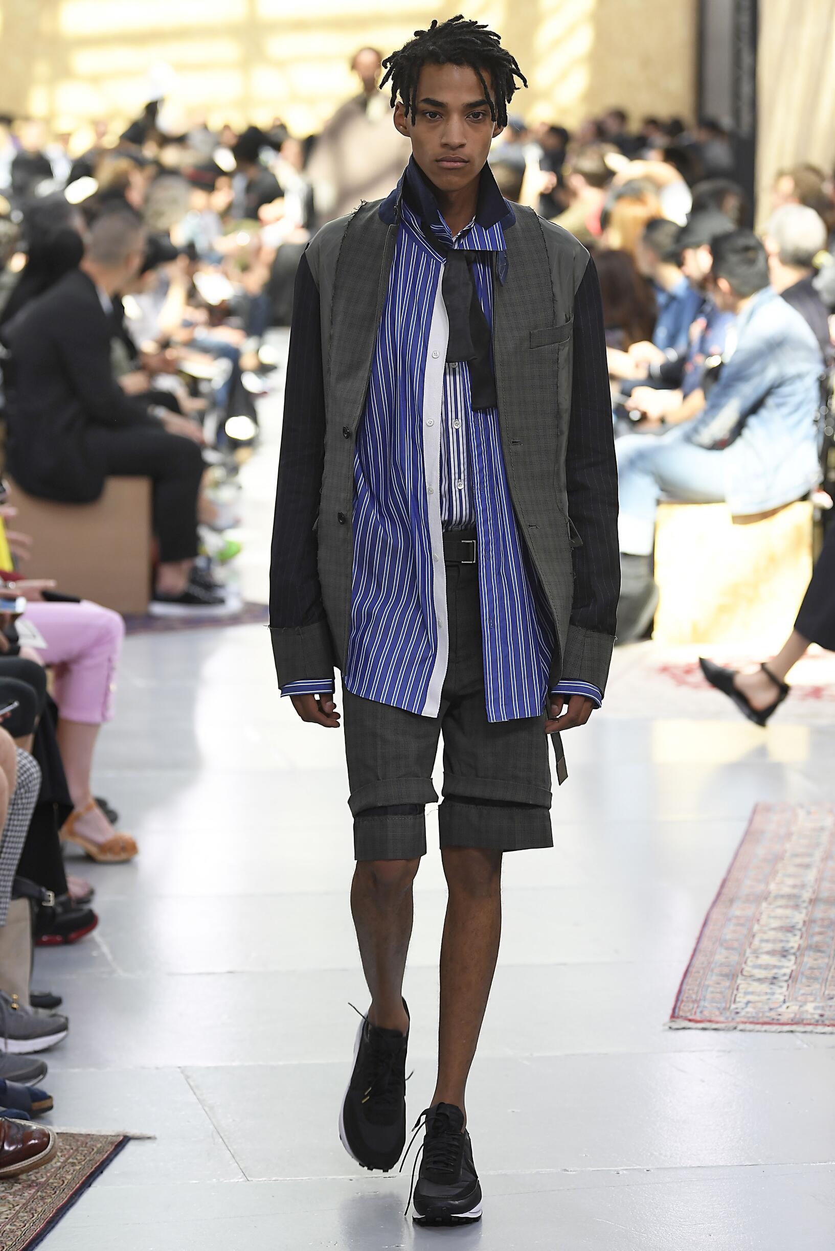 Menswear SS Sacai 2020