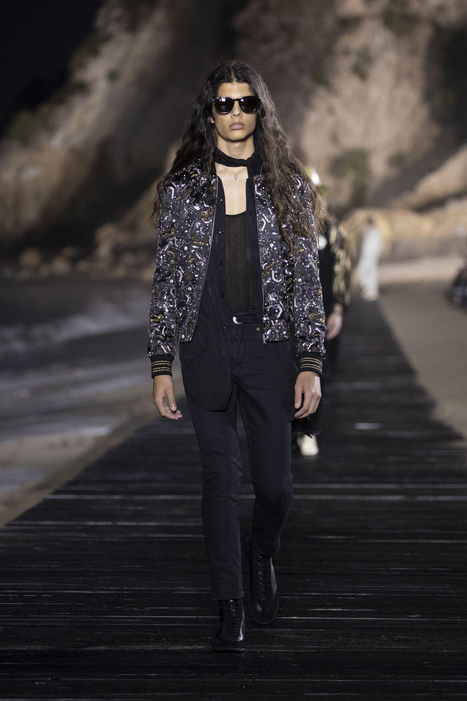 Menswear SS Saint Laurent 2020