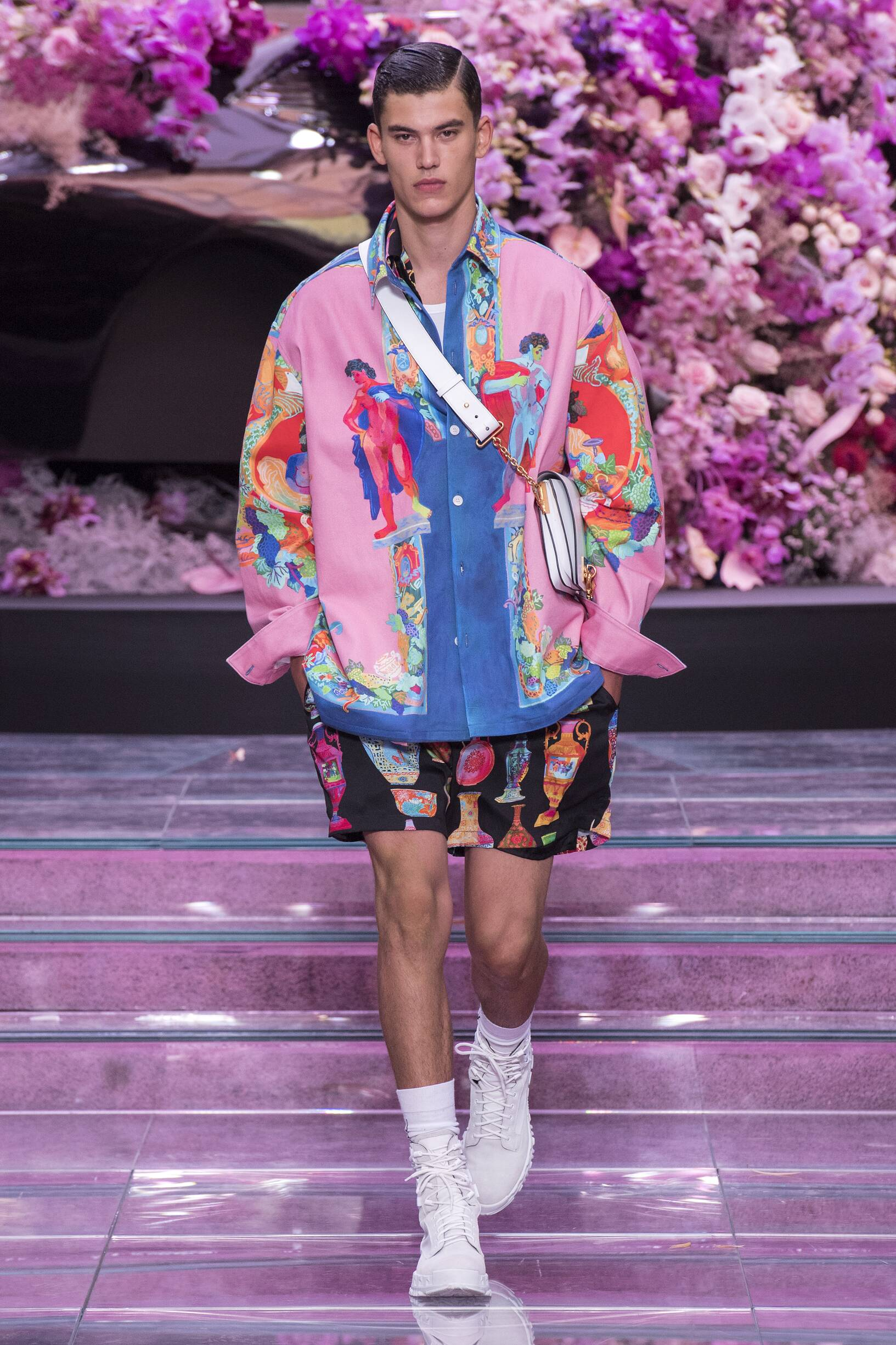 Menswear SS Versace 2020