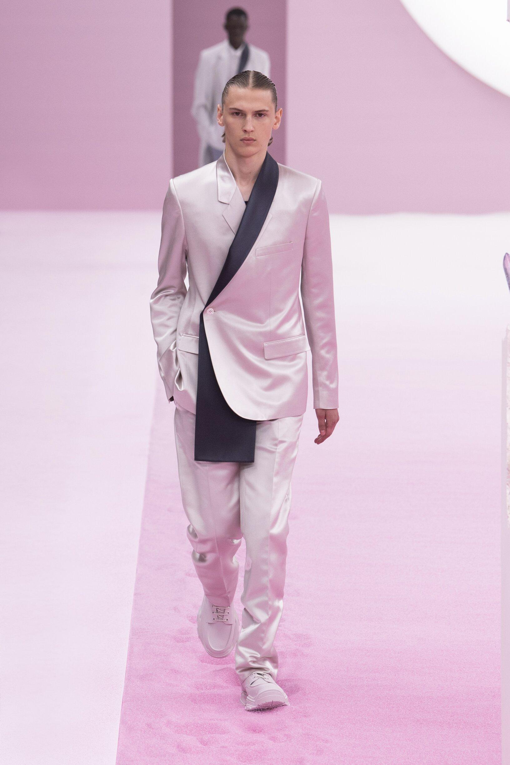 Menswear Spring Summer Dior 2020