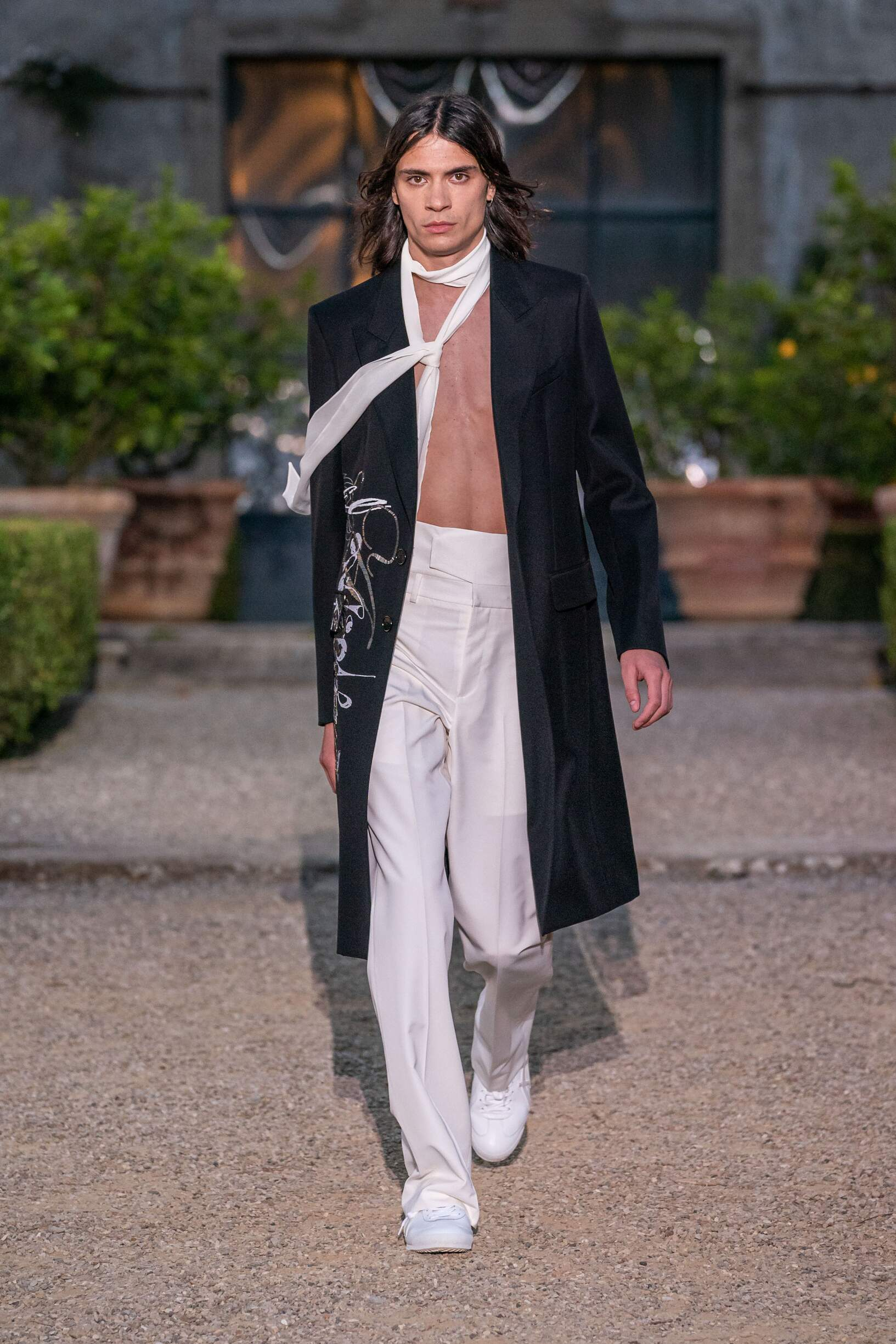 Menswear Spring Summer Givenchy 2020 Trends