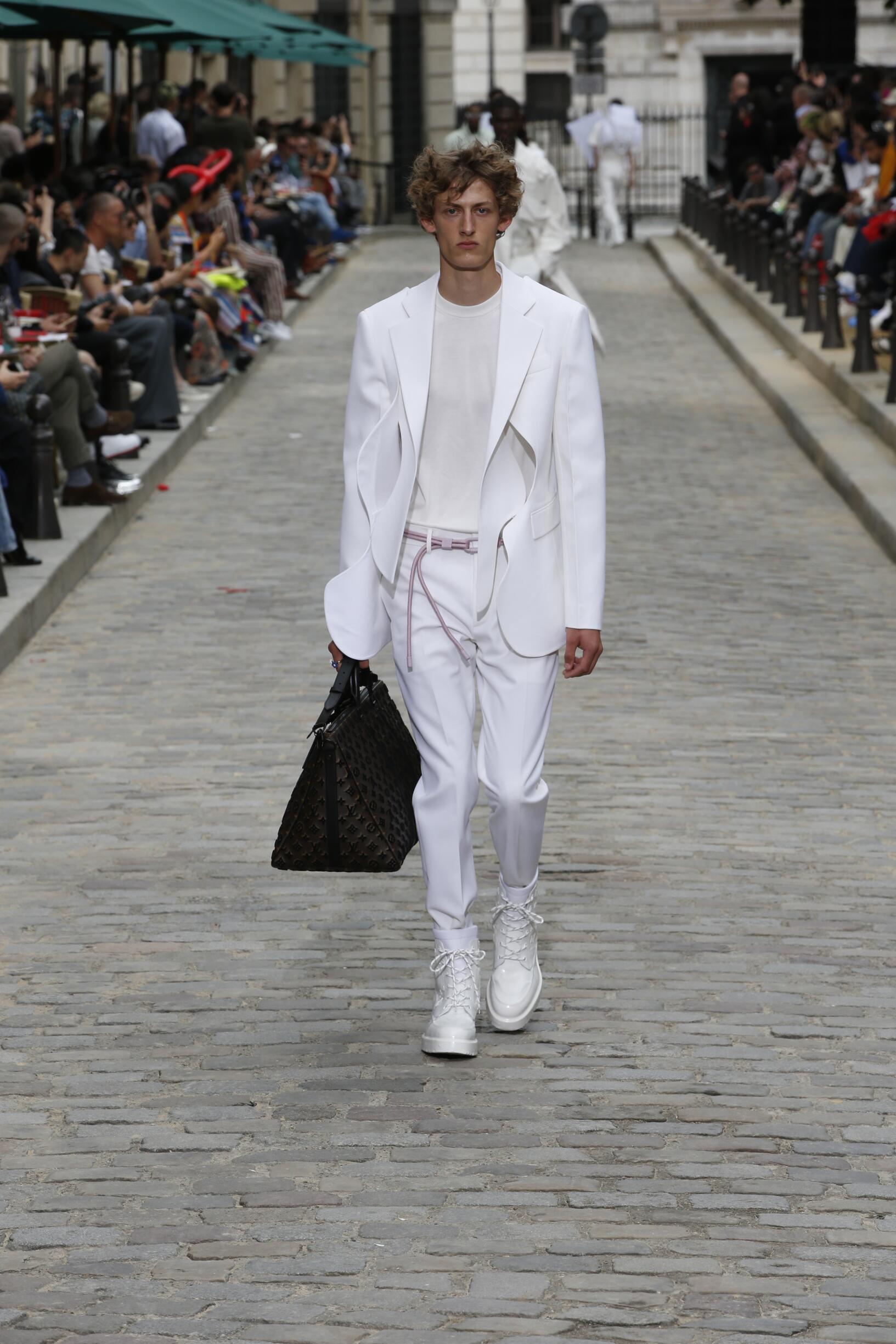 Menswear Spring Summer Louis Vuitton 2020 Trends