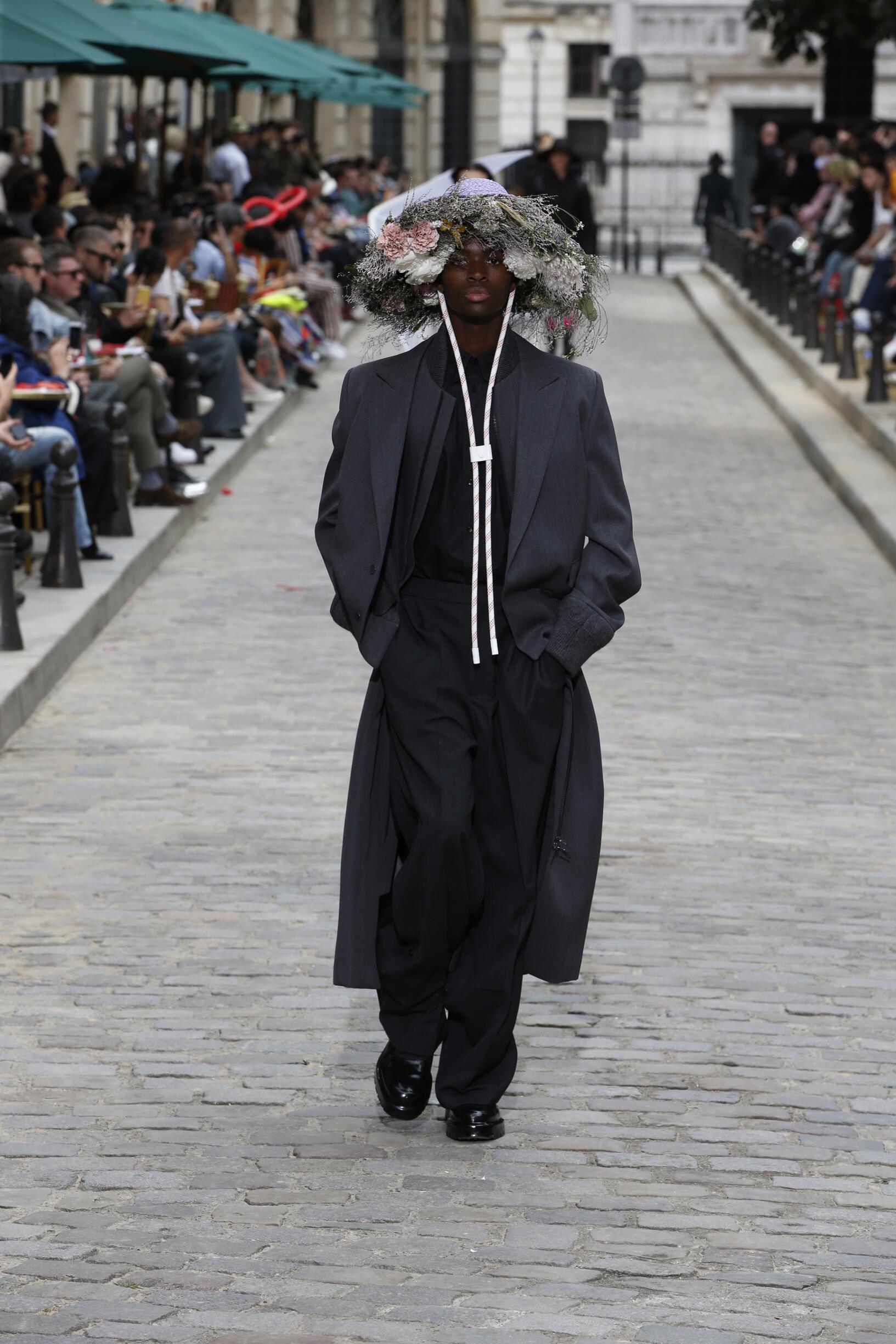 Menswear Spring Summer Louis Vuitton 2020