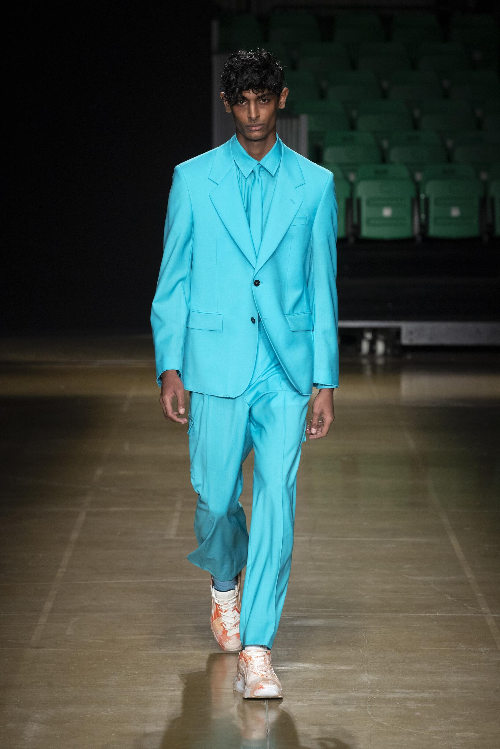 Menswear Spring Summer MSGM 2020 Trends