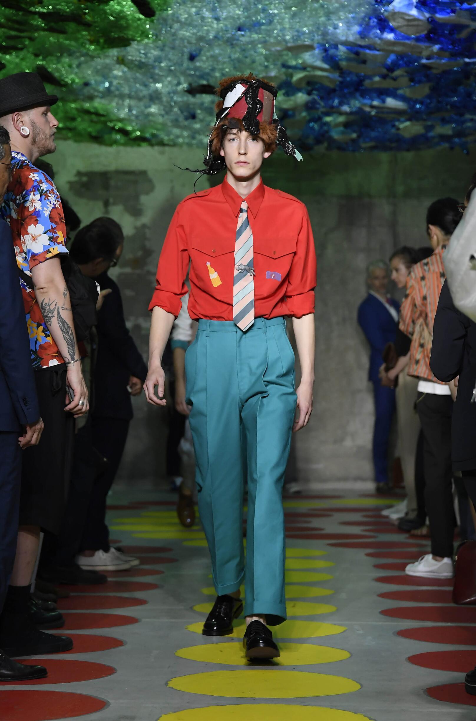 Menswear Spring Summer Marni 2020