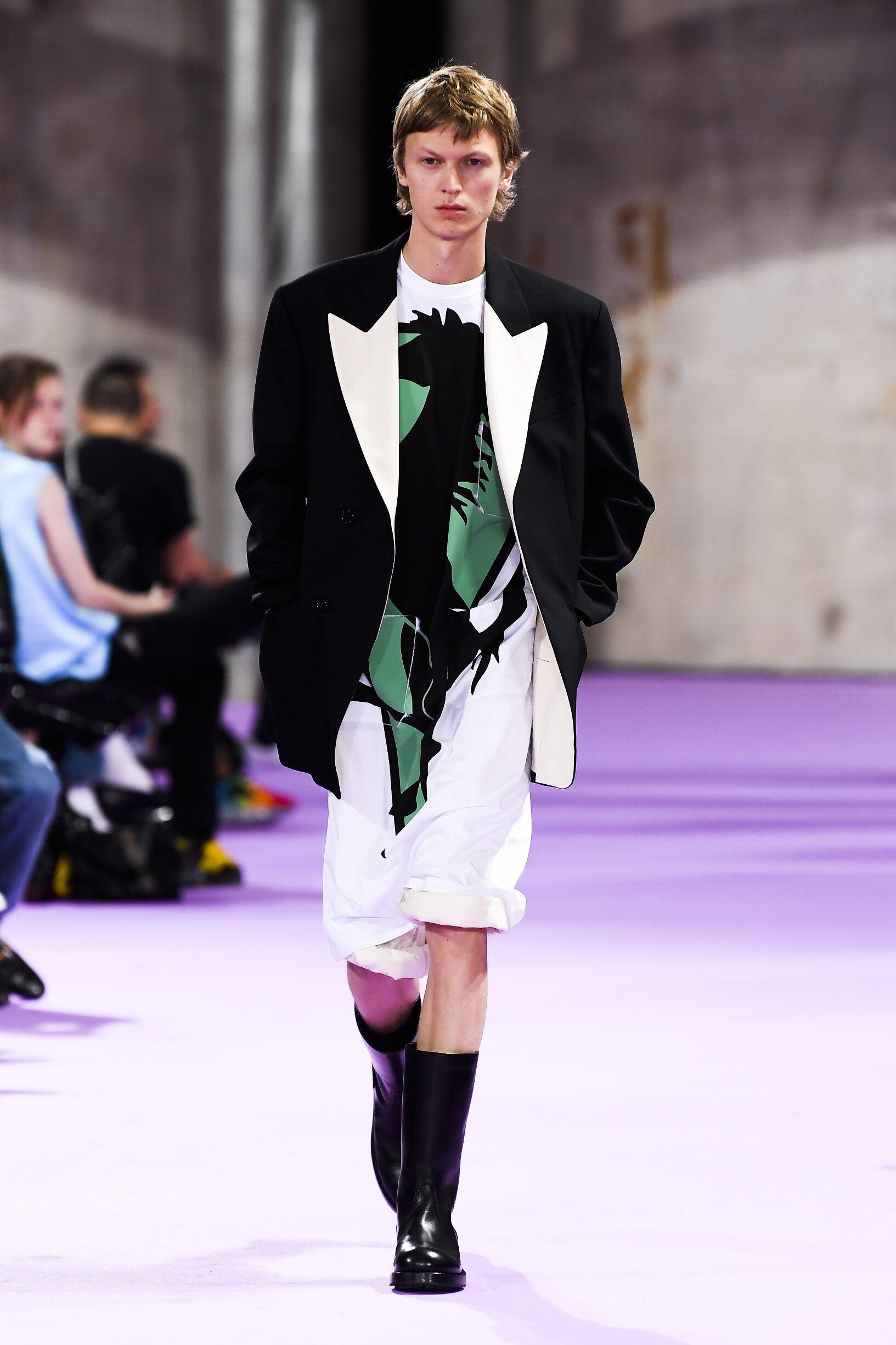 Menswear Spring Summer Raf Simons 2020 Trends