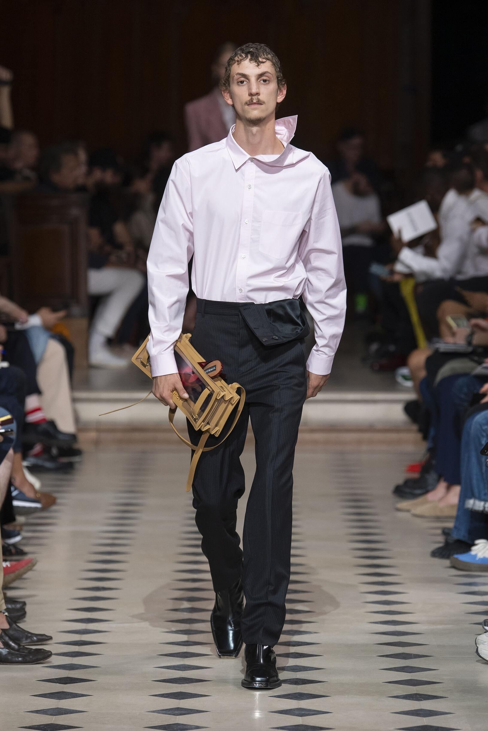Menswear Spring Summer Y/Project 2020 Trends