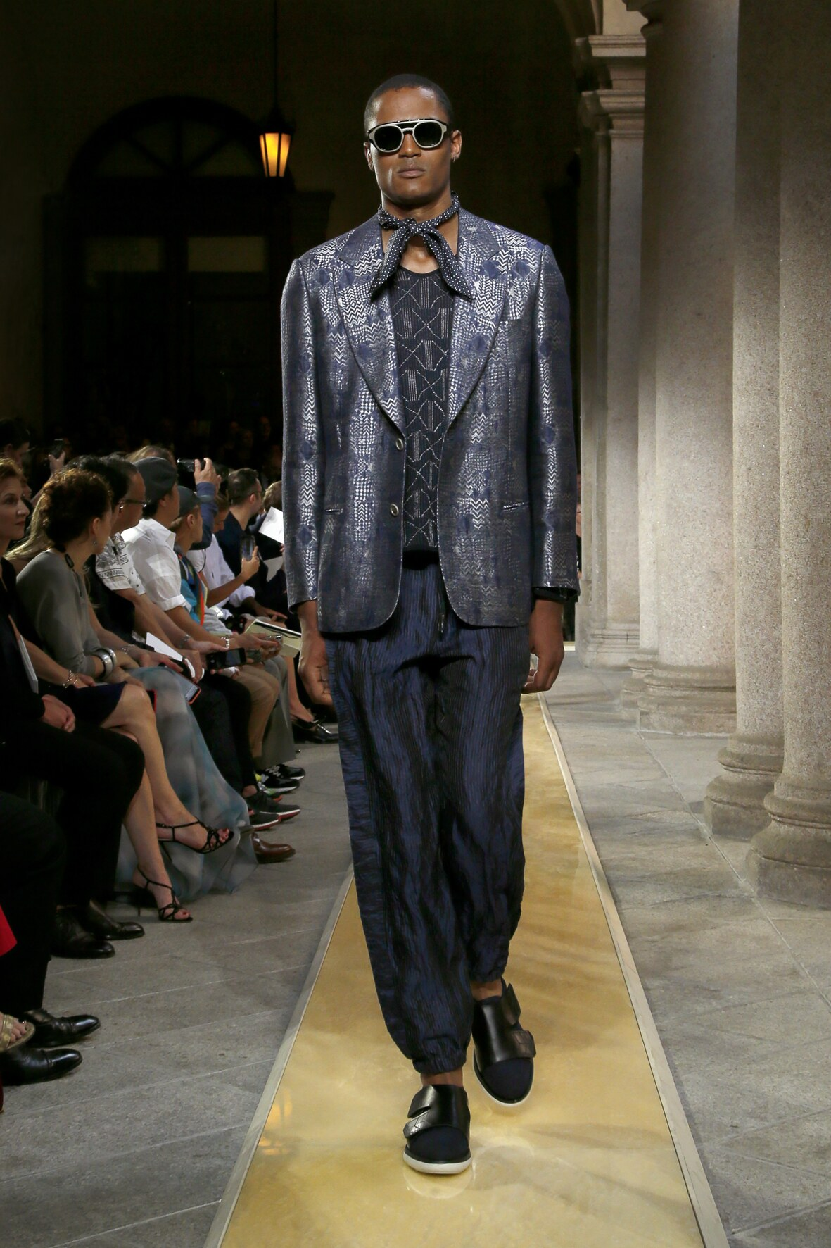 Menswear Summer Giorgio Armani 2020