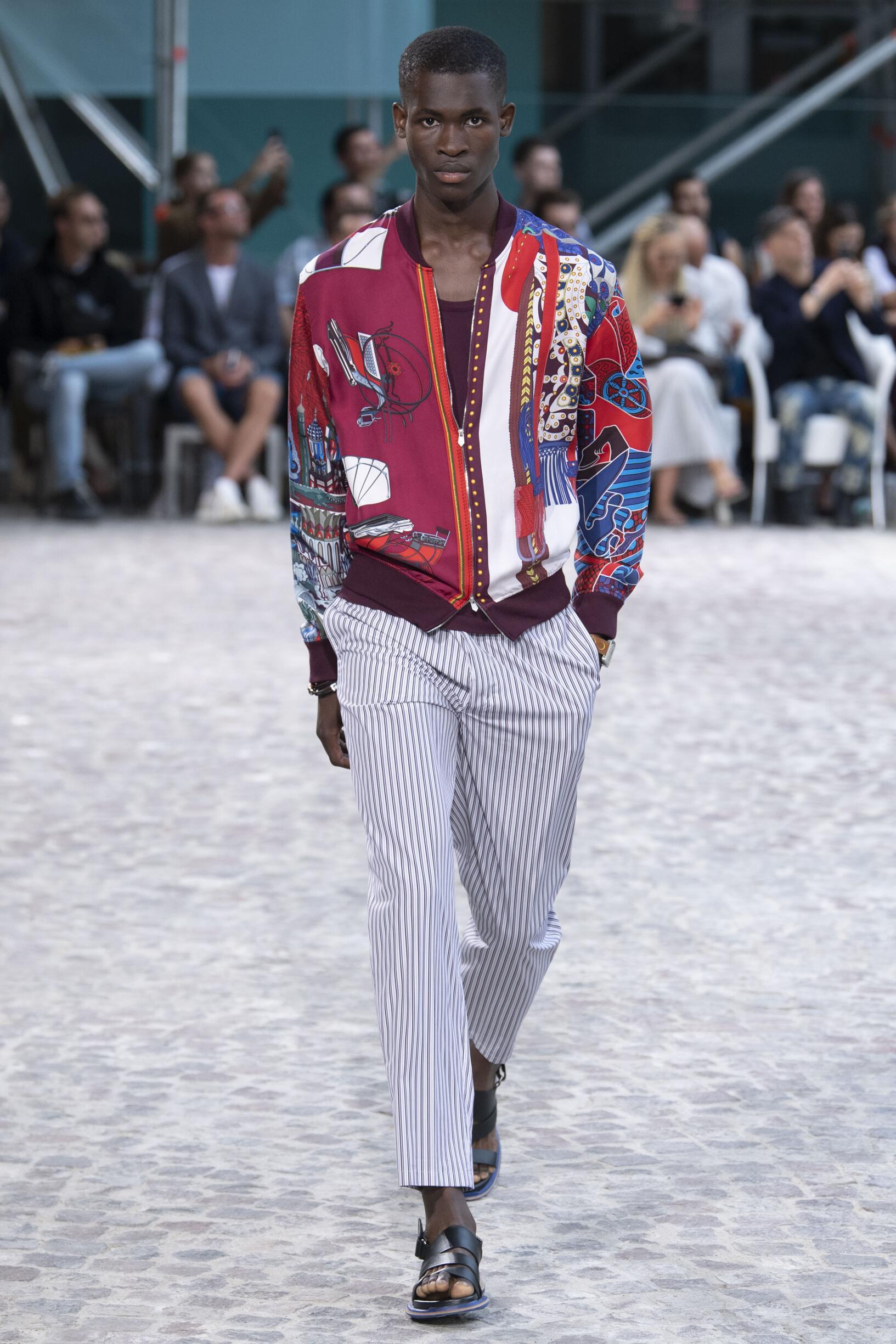 Menswear Summer Hermès 2020