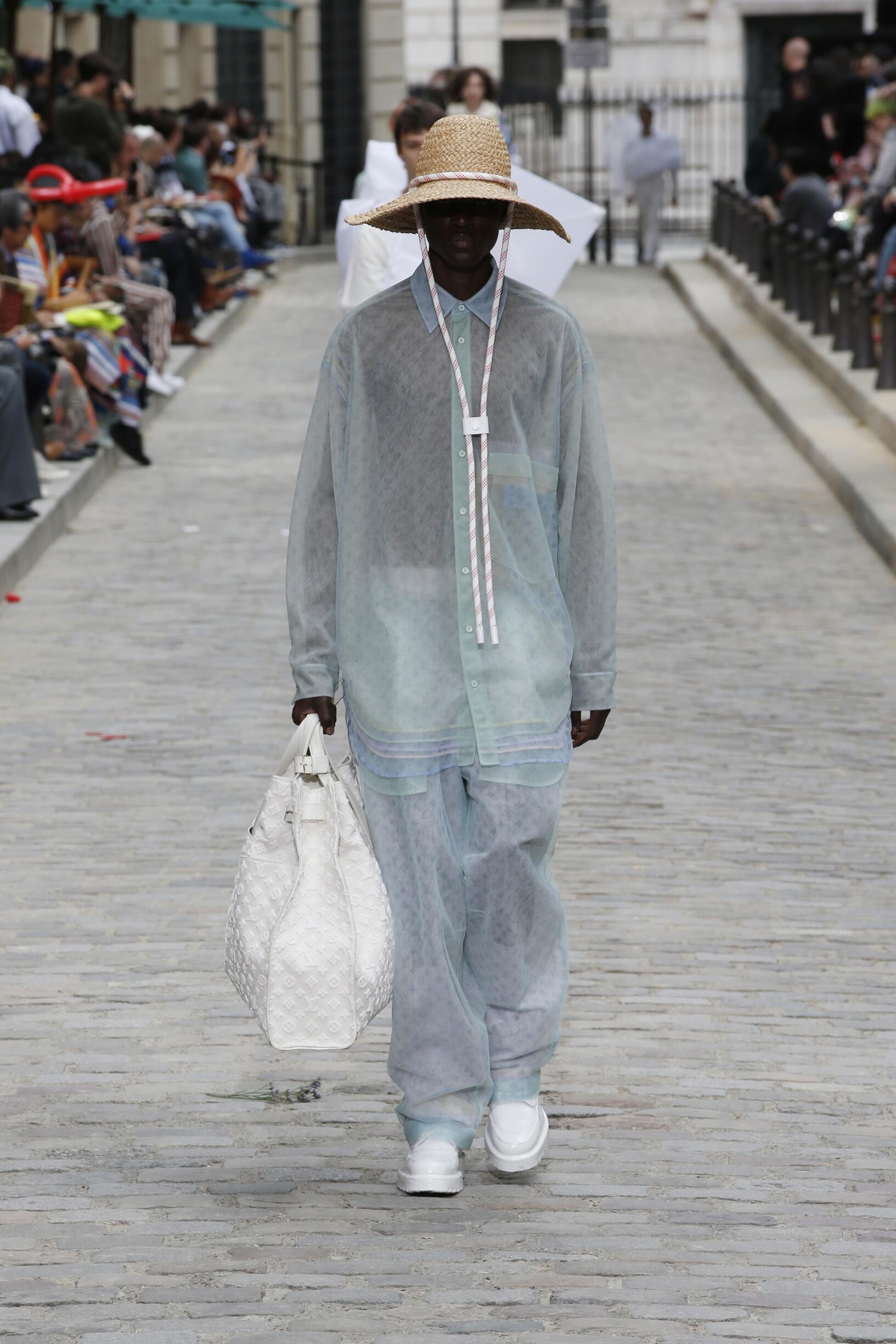 Menswear Summer Louis Vuitton 2020