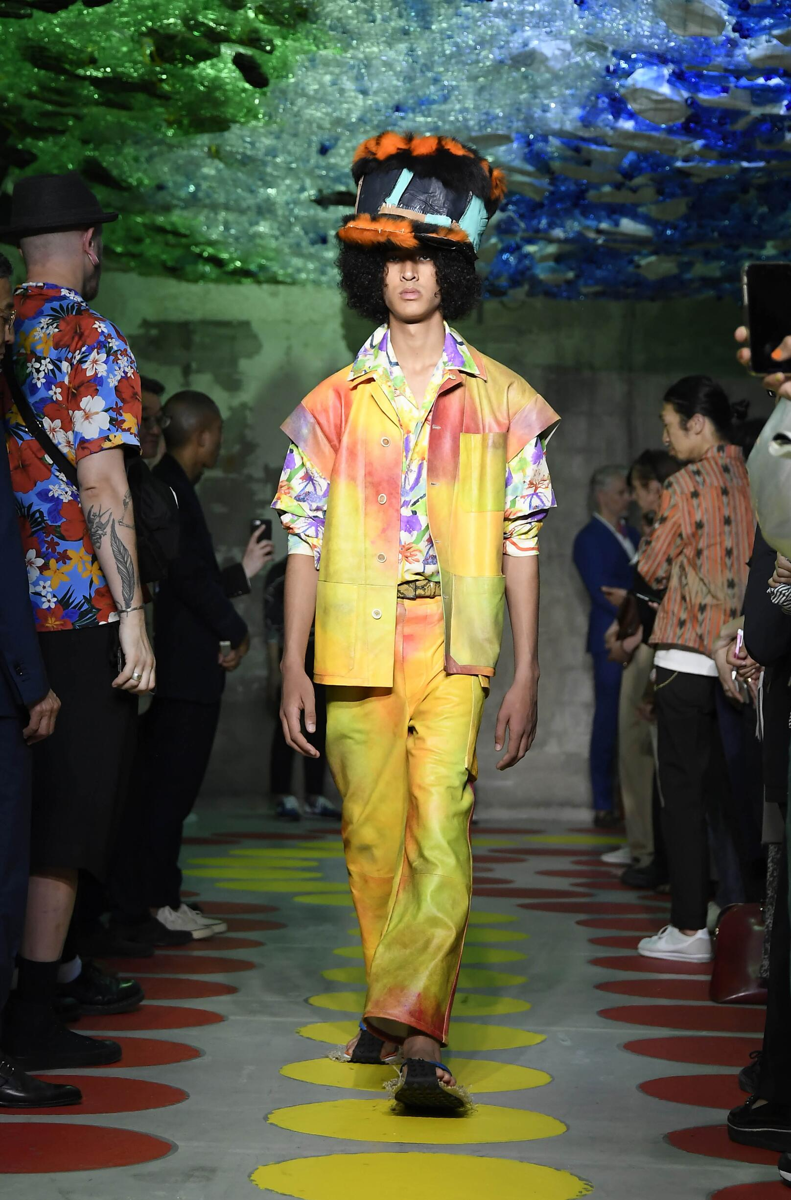 Menswear Summer Marni 2020