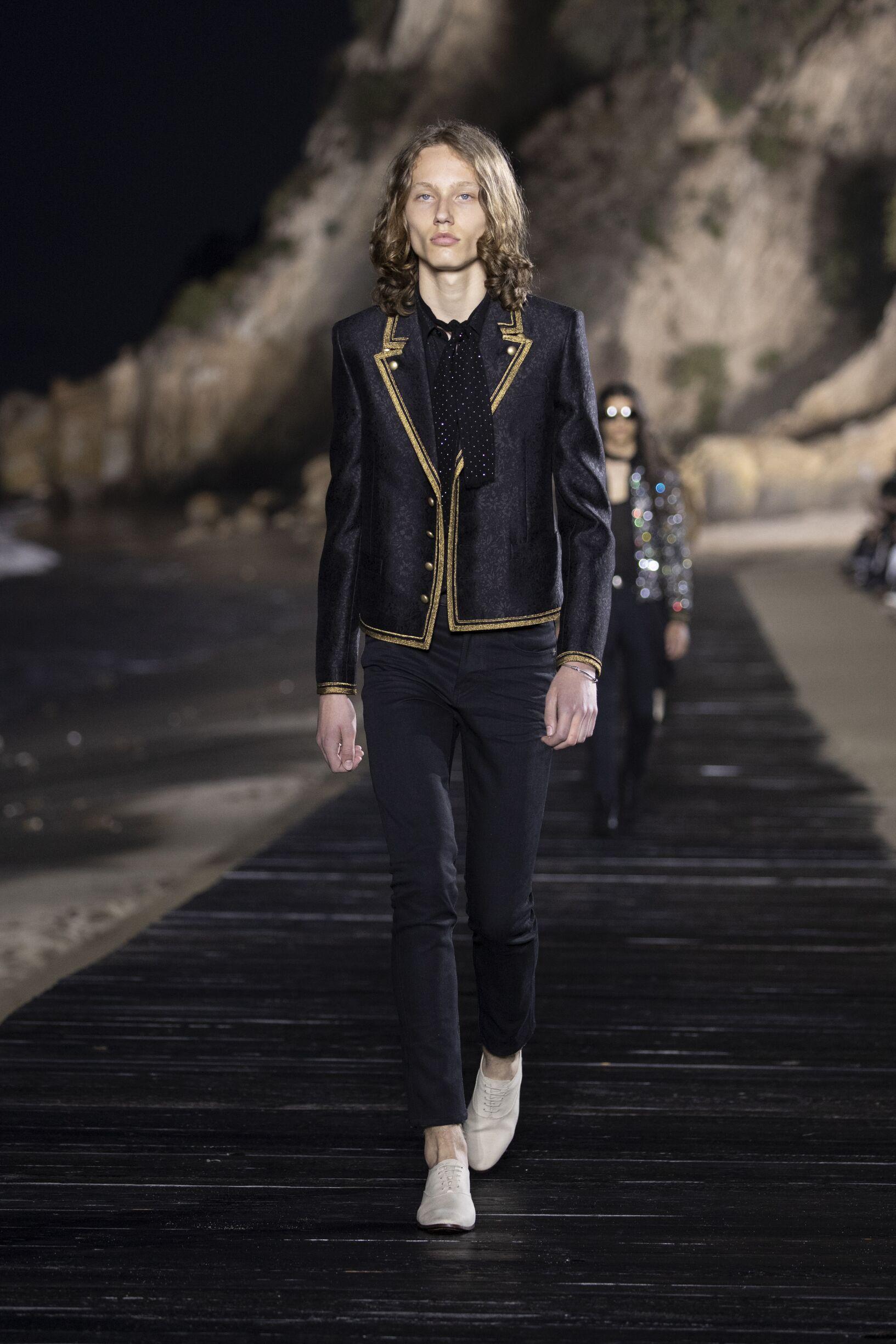 Menswear Summer Saint Laurent 2020