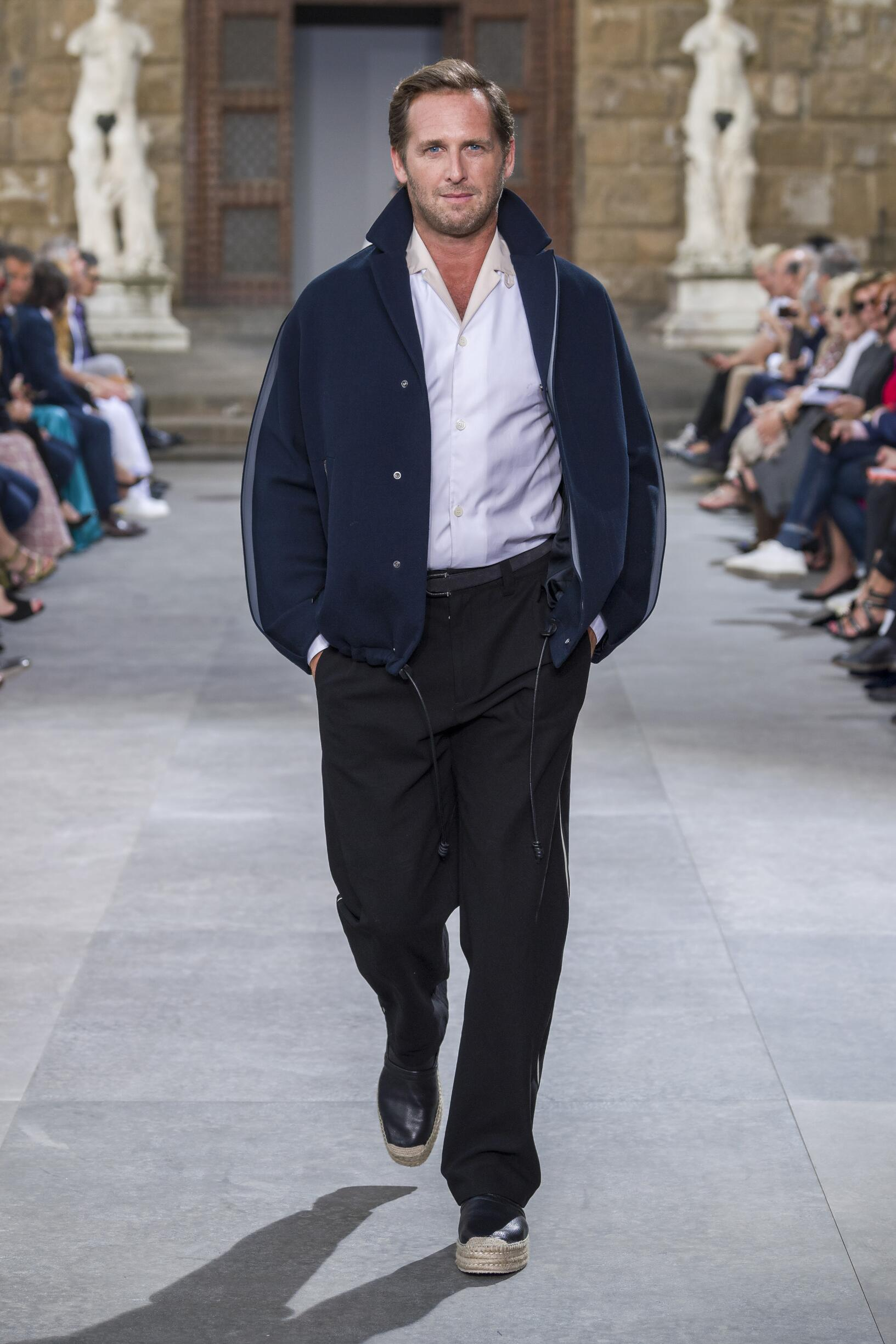 Menswear Summer Salvatore Ferragamo 2020