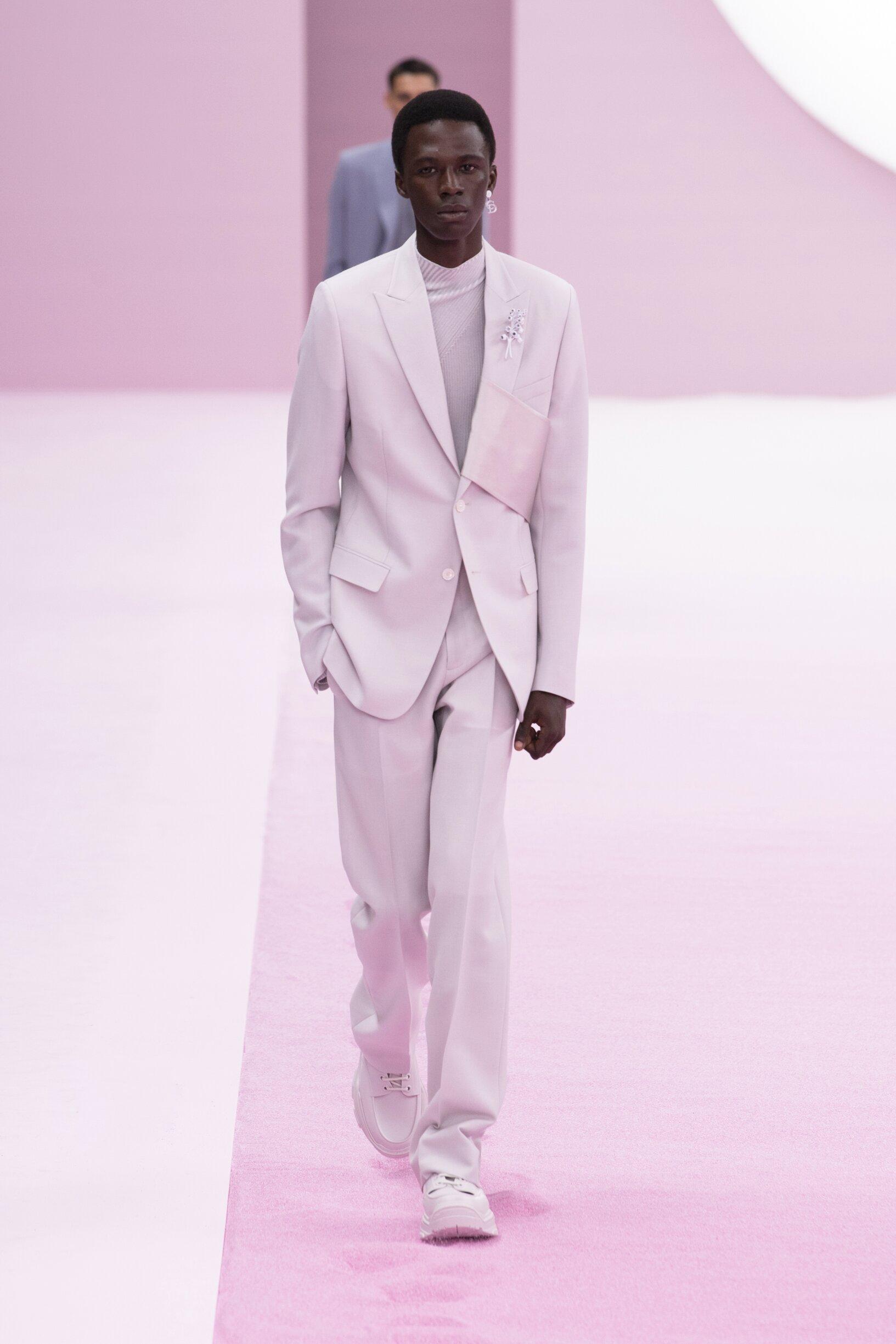 Model Fashion Show Dior