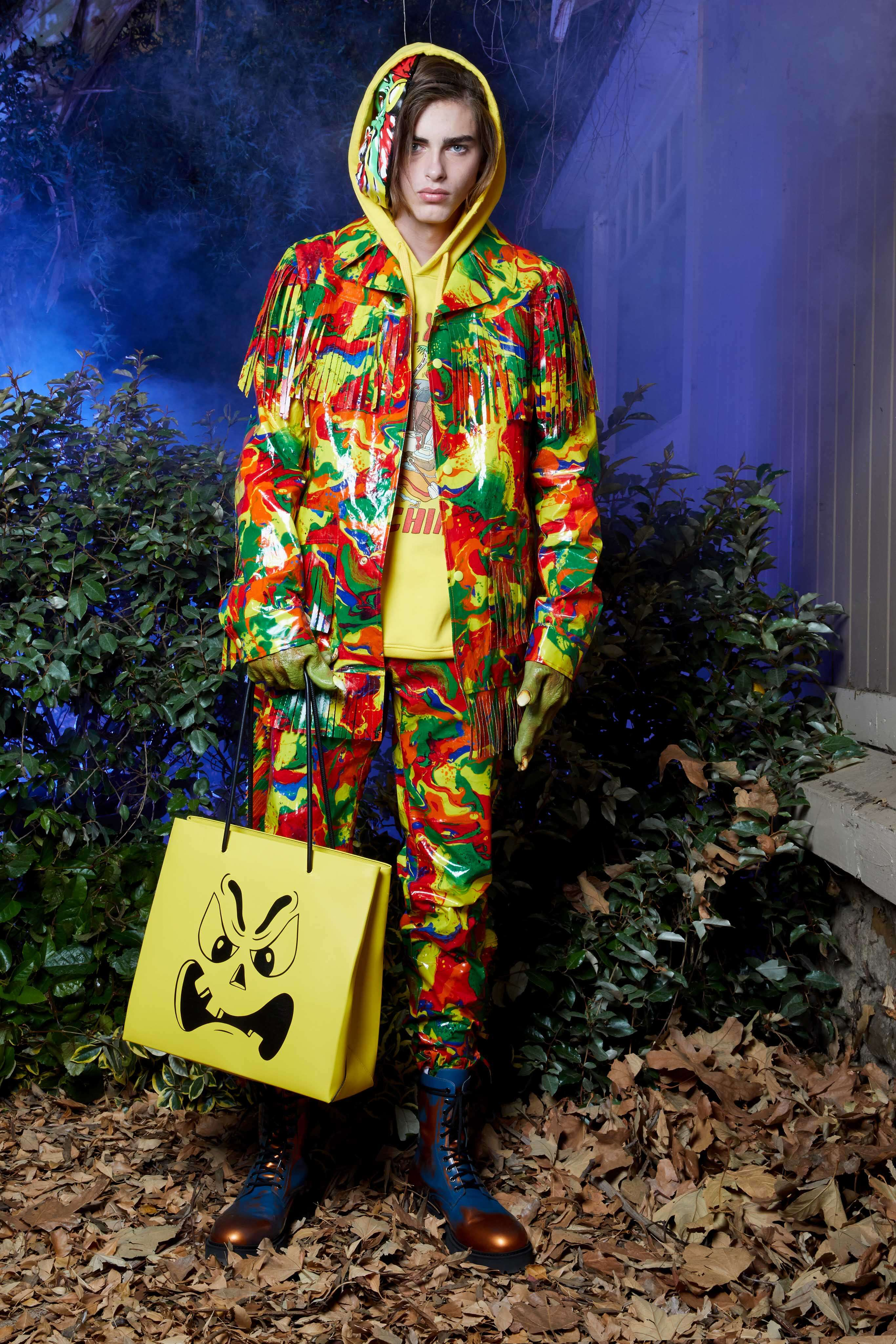 Moschino Menswear Collection Style