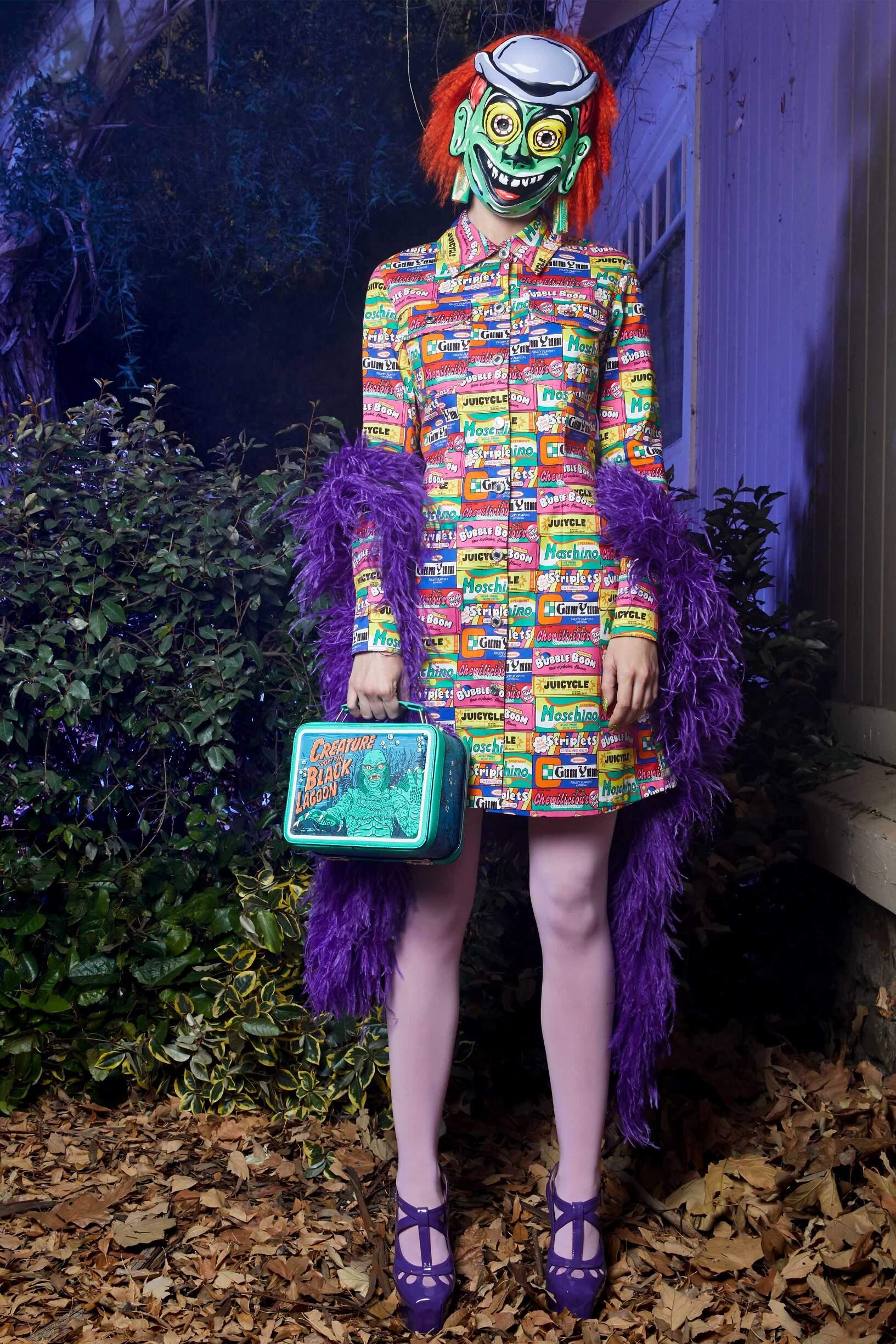 Moschino Womenswear Collection 2020