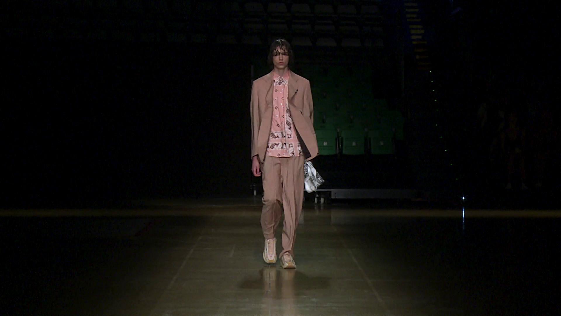 Msgm Spring Summer 2020 Men's Fashion Show - Pitti Immagine Uomo