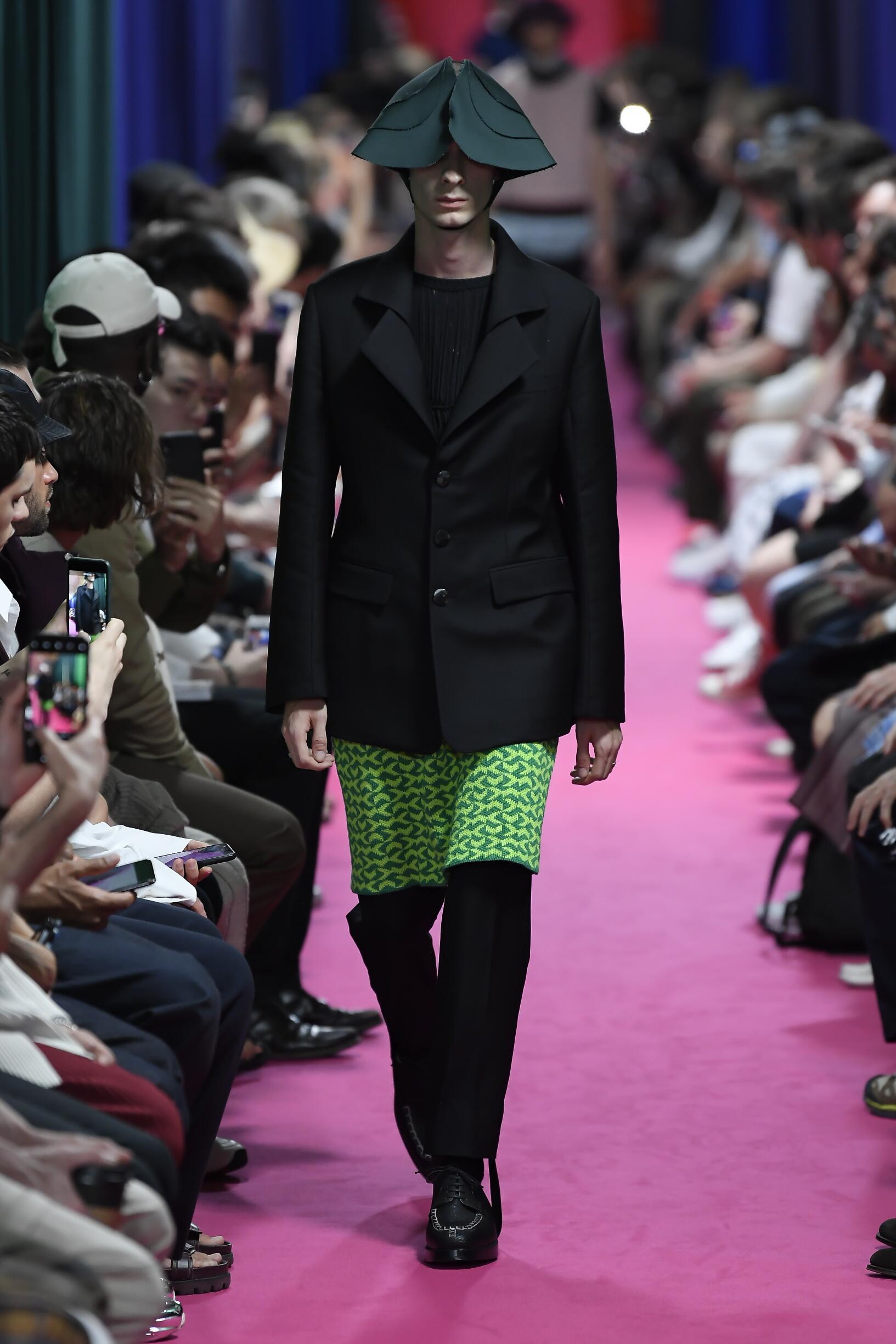 Namacheko Fashion Show SS 2020
