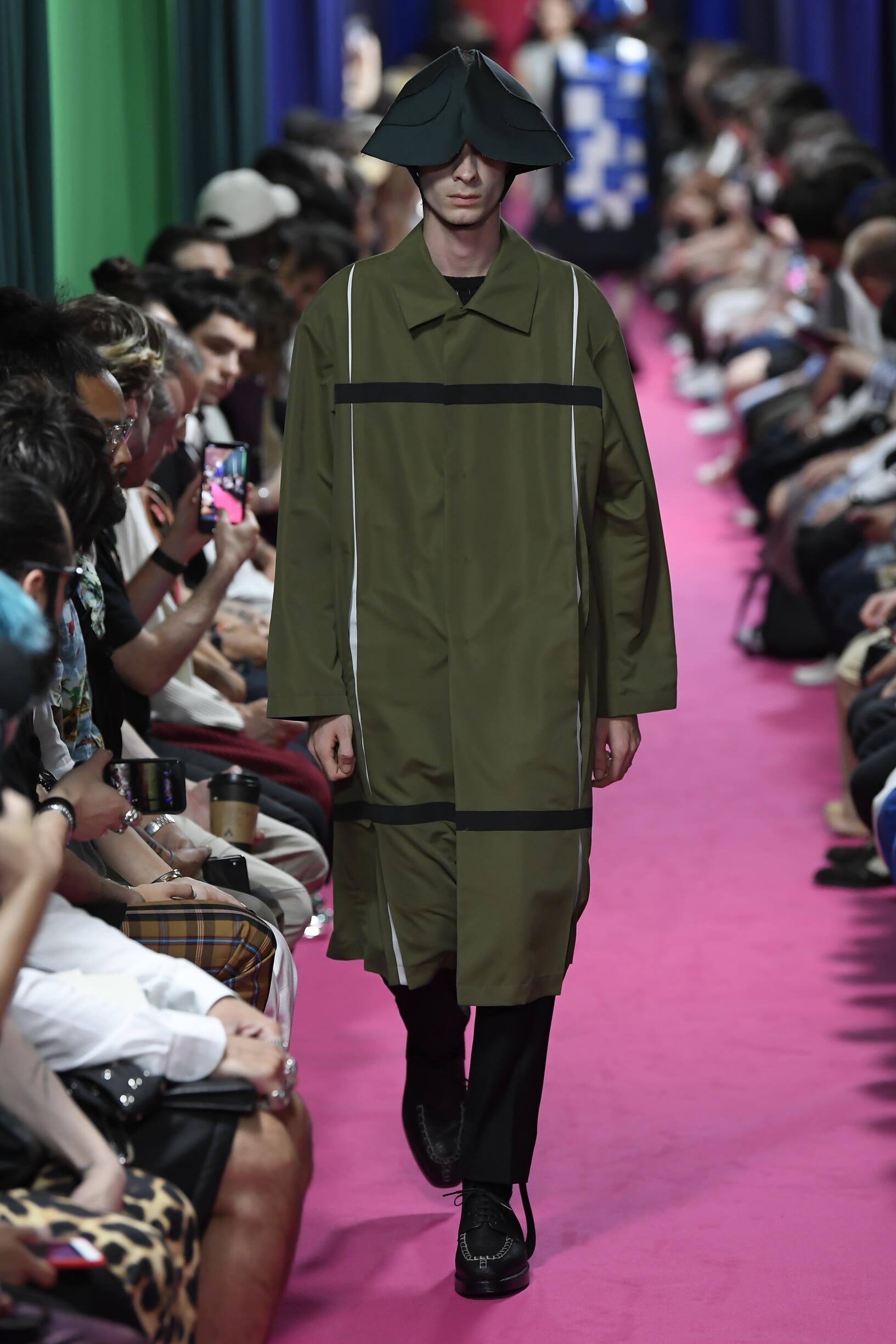 Namacheko Spring Summer 2020 Collection Paris Fashion Week