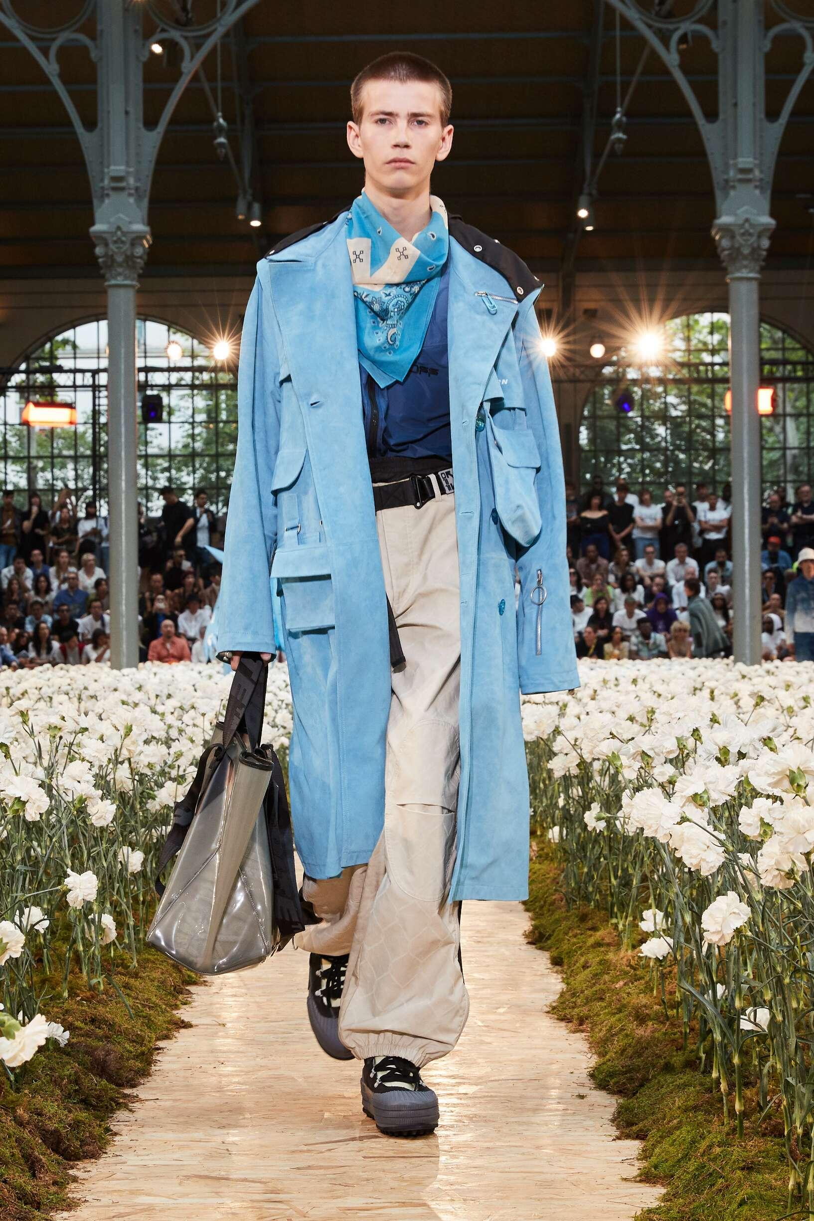 Off White c/o Virgil Abloh Paris Fashion Week Menswear