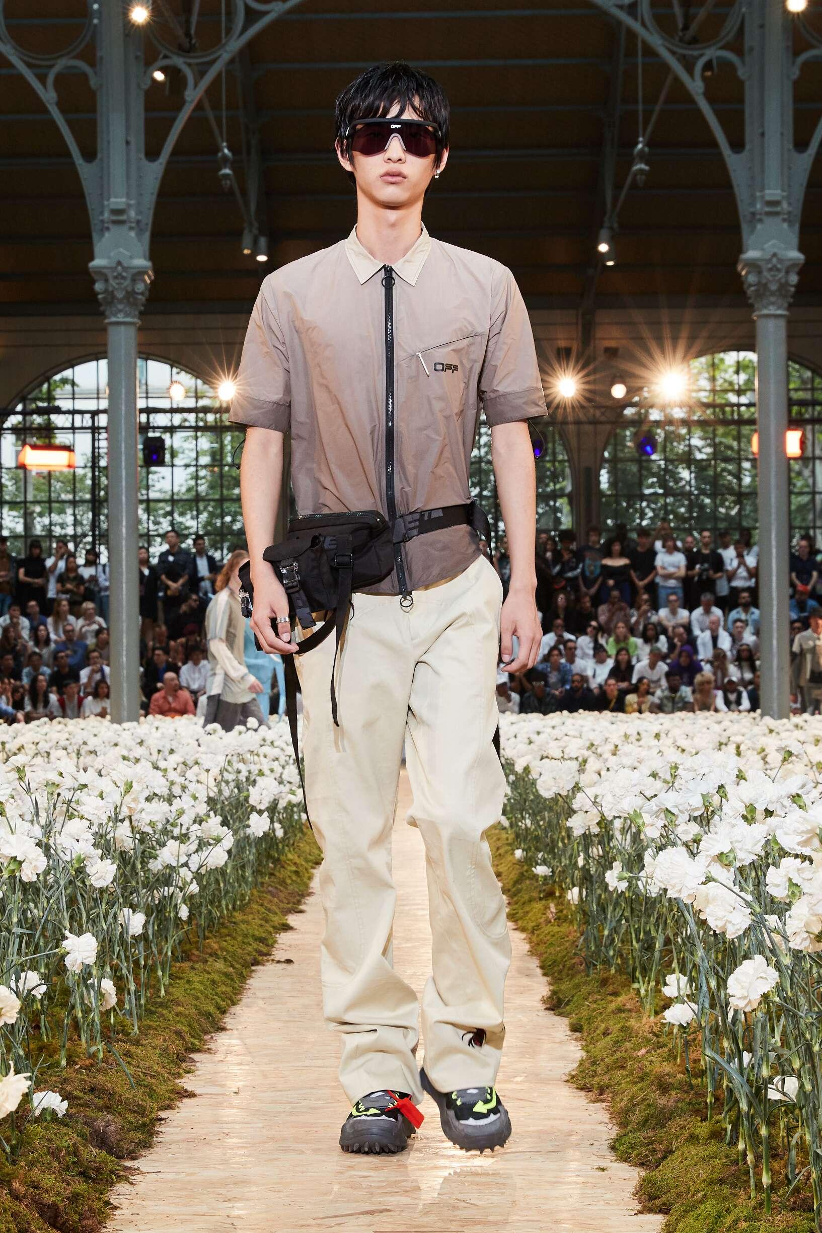 Off White c/o Virgil Abloh Spring Summer 2020 Collection Paris Fashion Week