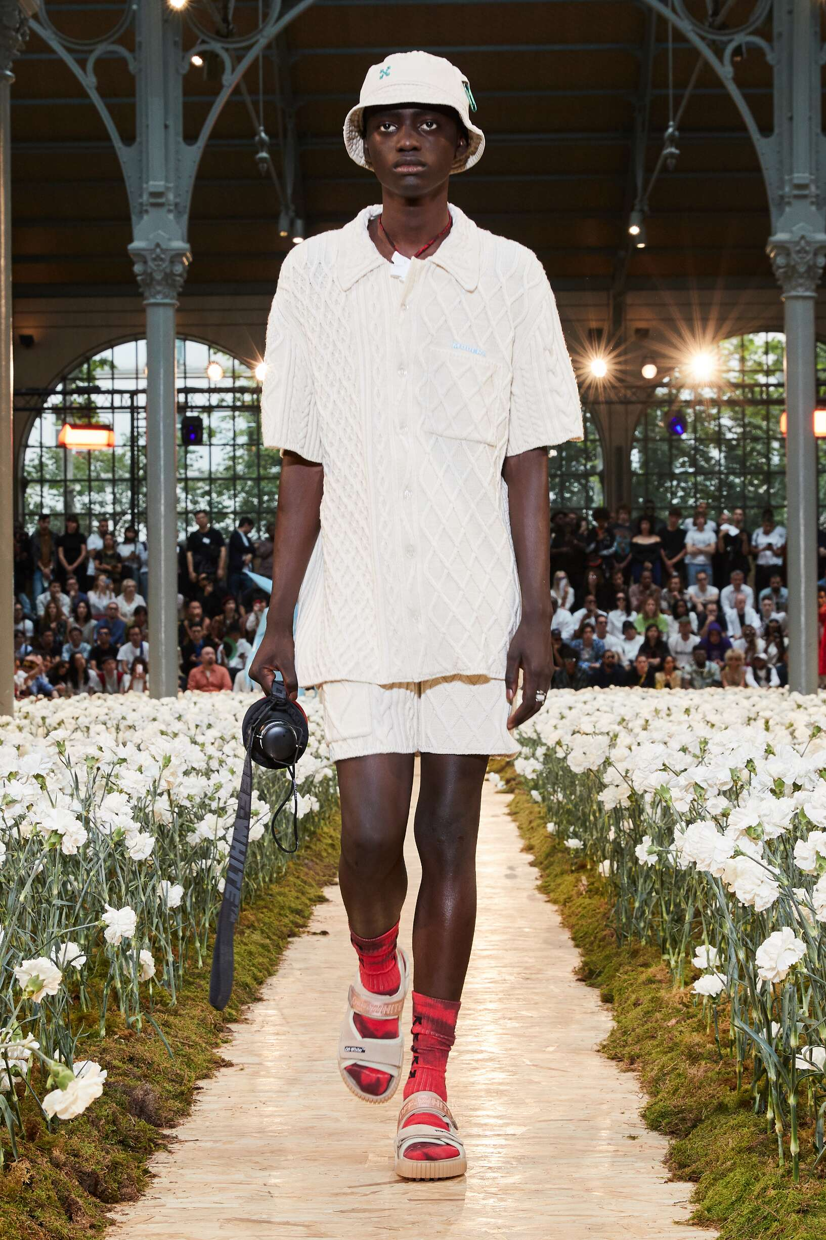 Off White c/o Virgil Abloh Summer 2020 Catwalk