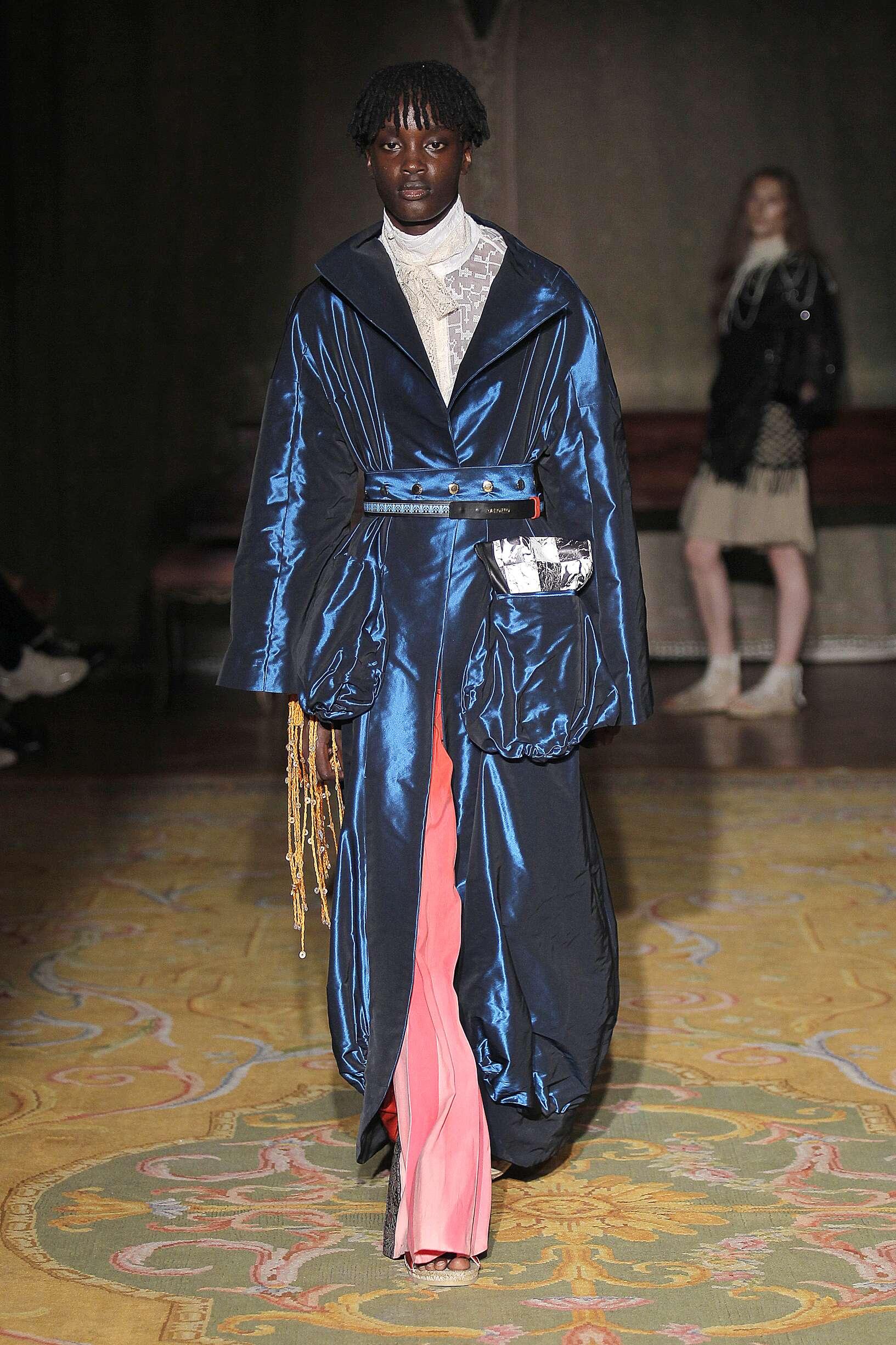 Palomo Spain Paris Fashion Week Menswear