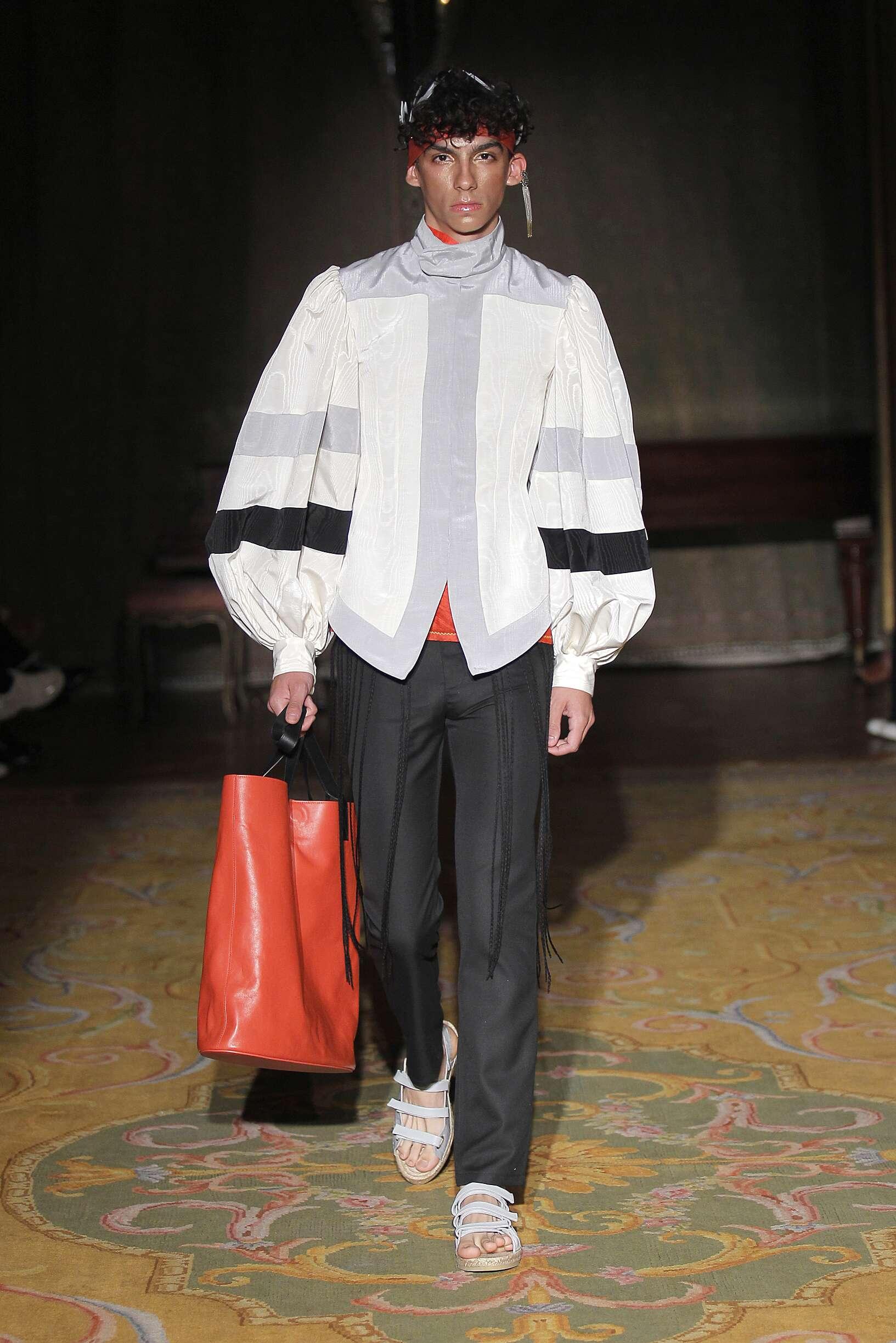 Palomo Spain Paris Fashion Week