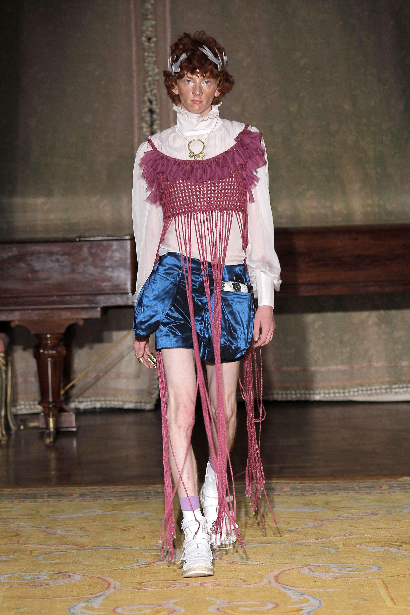 Palomo Spain SS 2020 Menswear